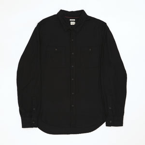 Cotton Linen Work Shirt