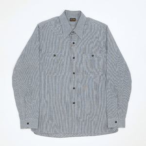 Triple Stitch Houndstooth Shirt