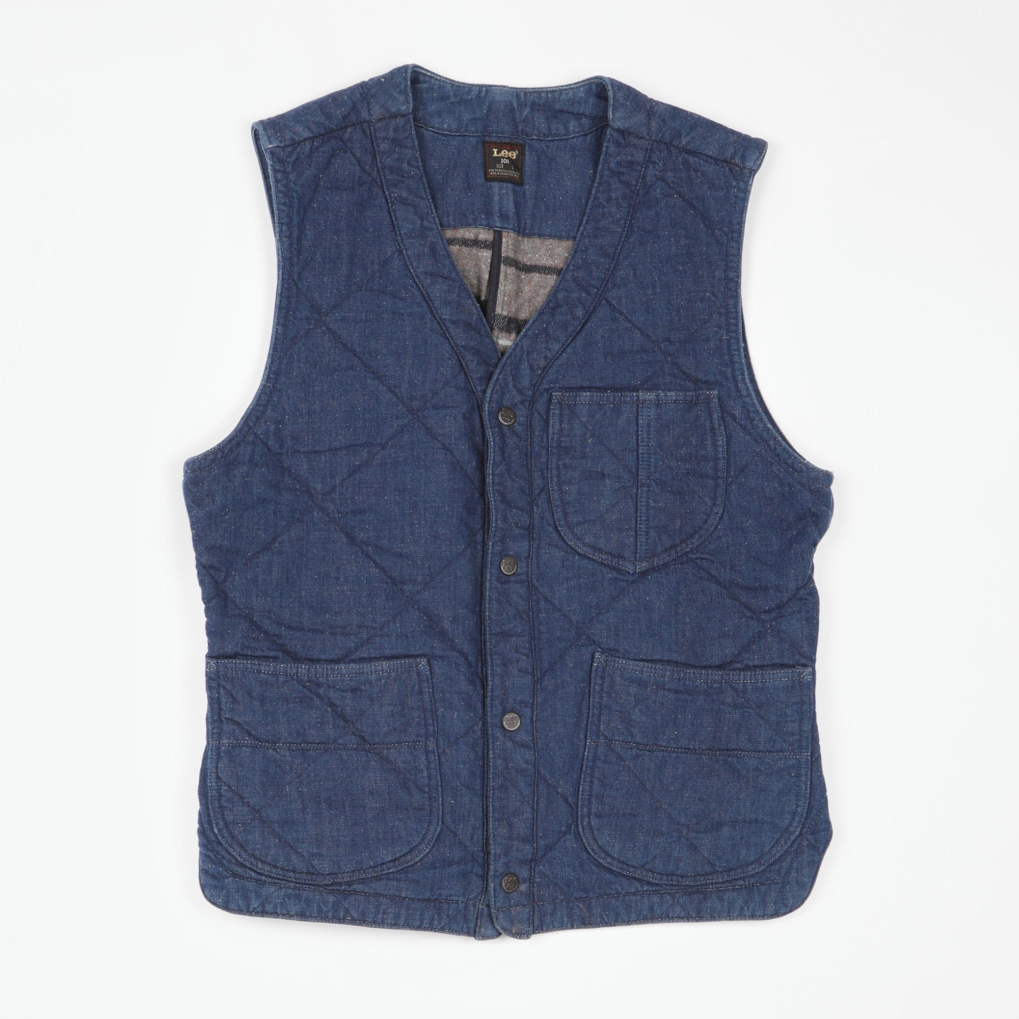 Blanket Lined Work Vest