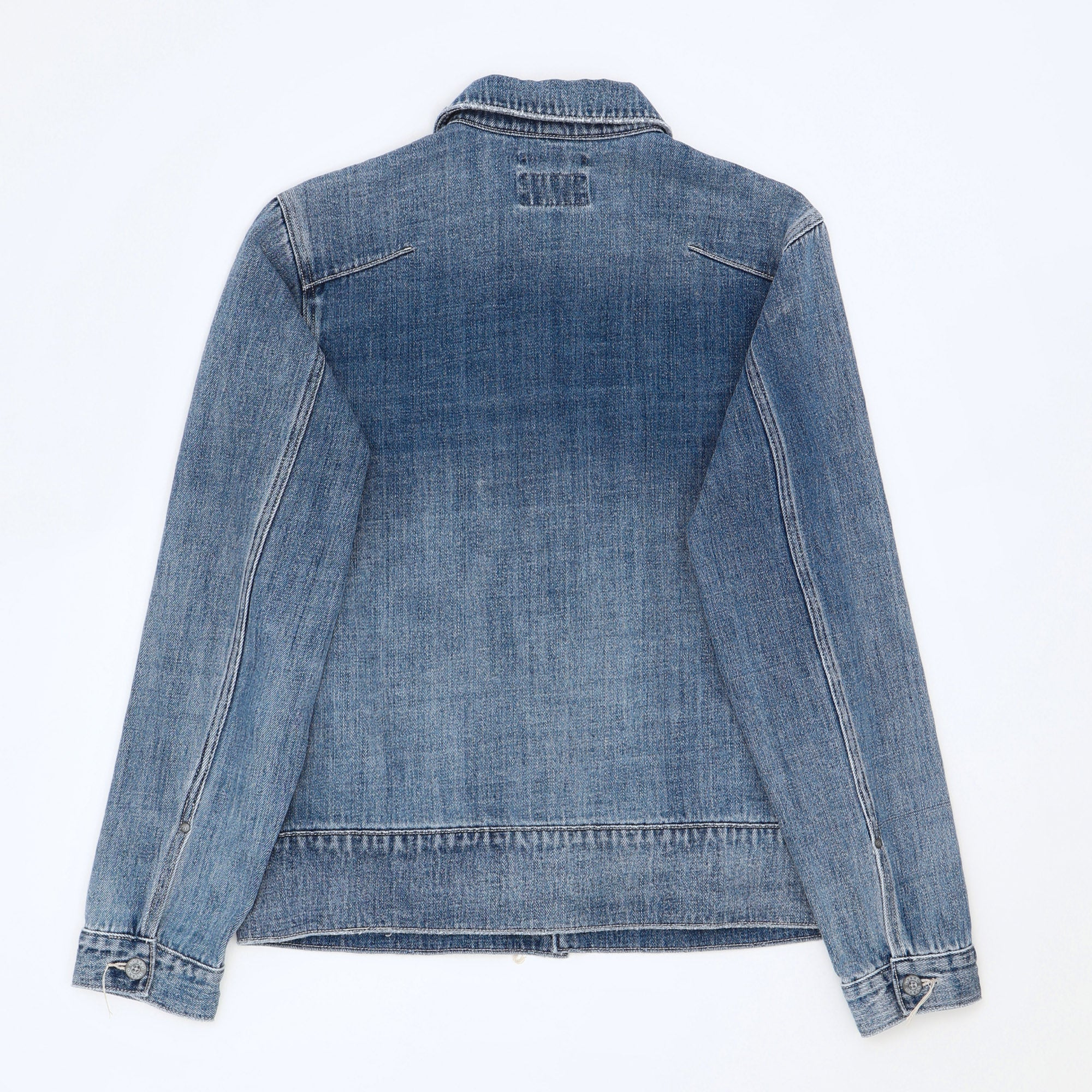 Lybro Denim Hip Jacket