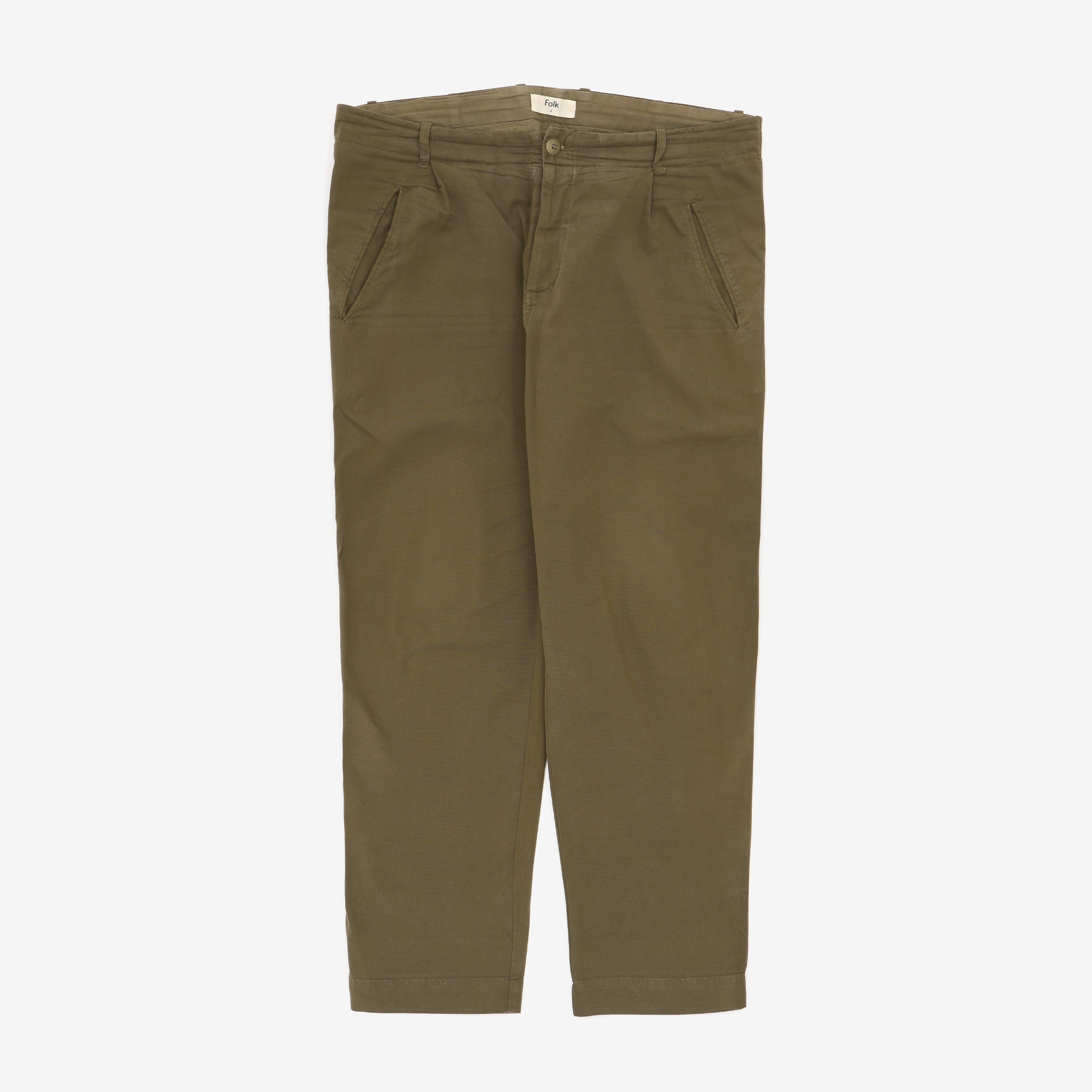 Cotton Assembly Chinos