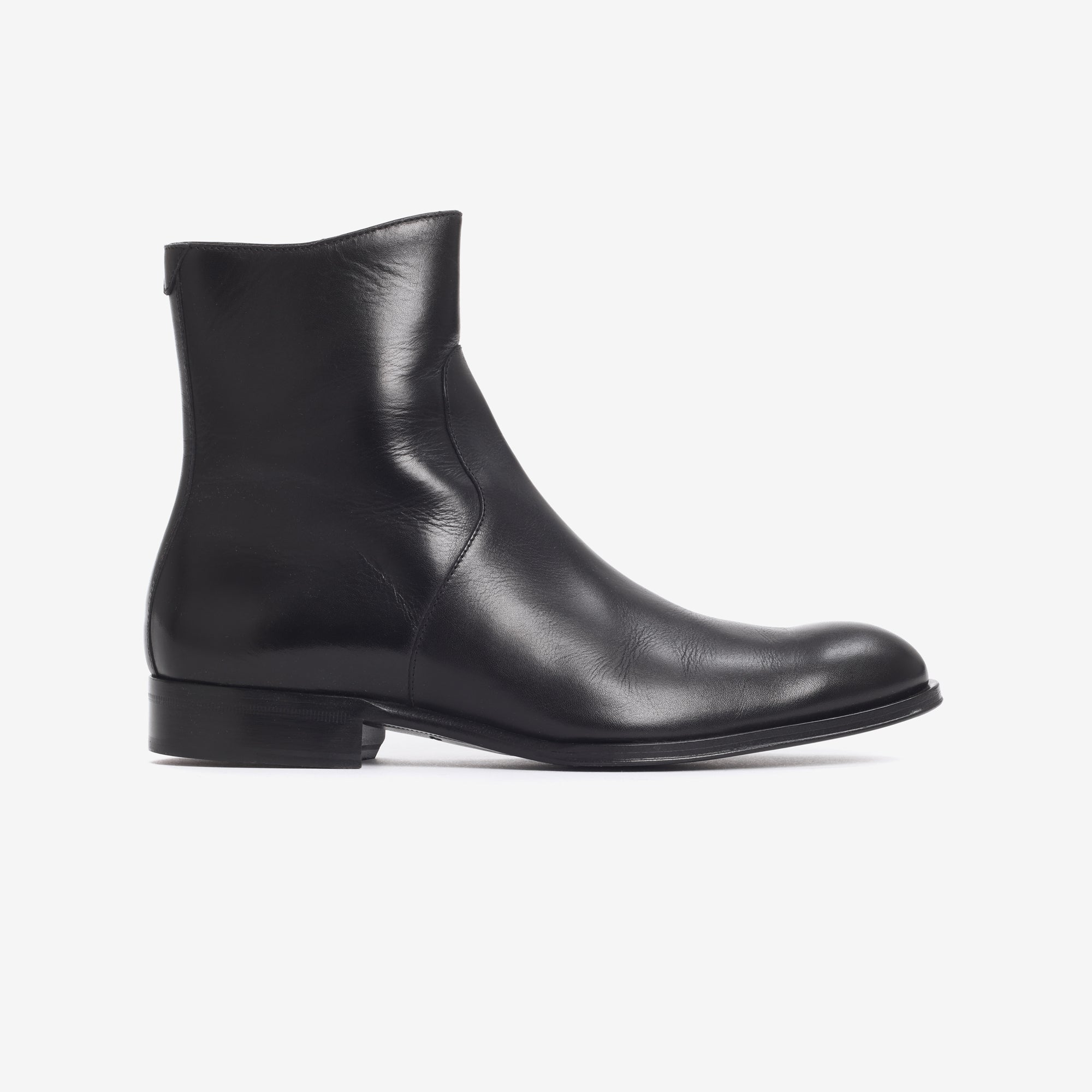 Trane Zip up Ankle Boots