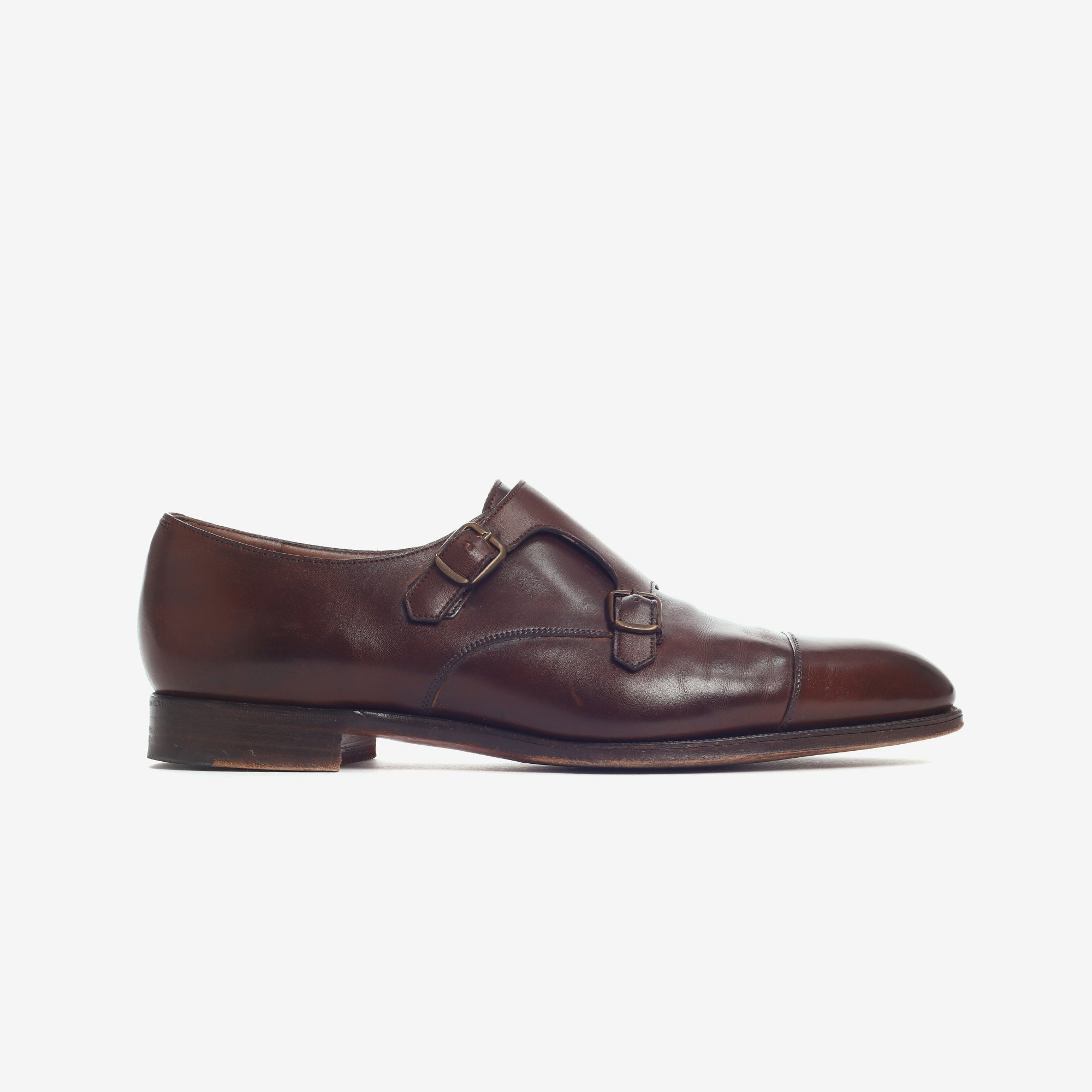 Double Monk Westminster Shoe