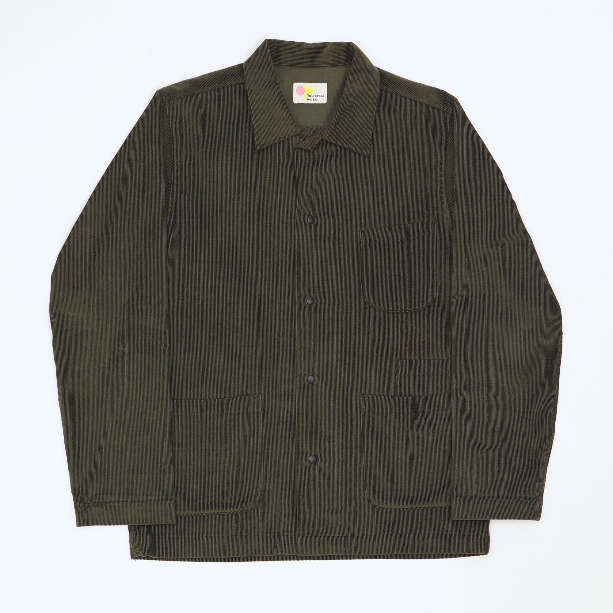Bakers Cord Overshirt