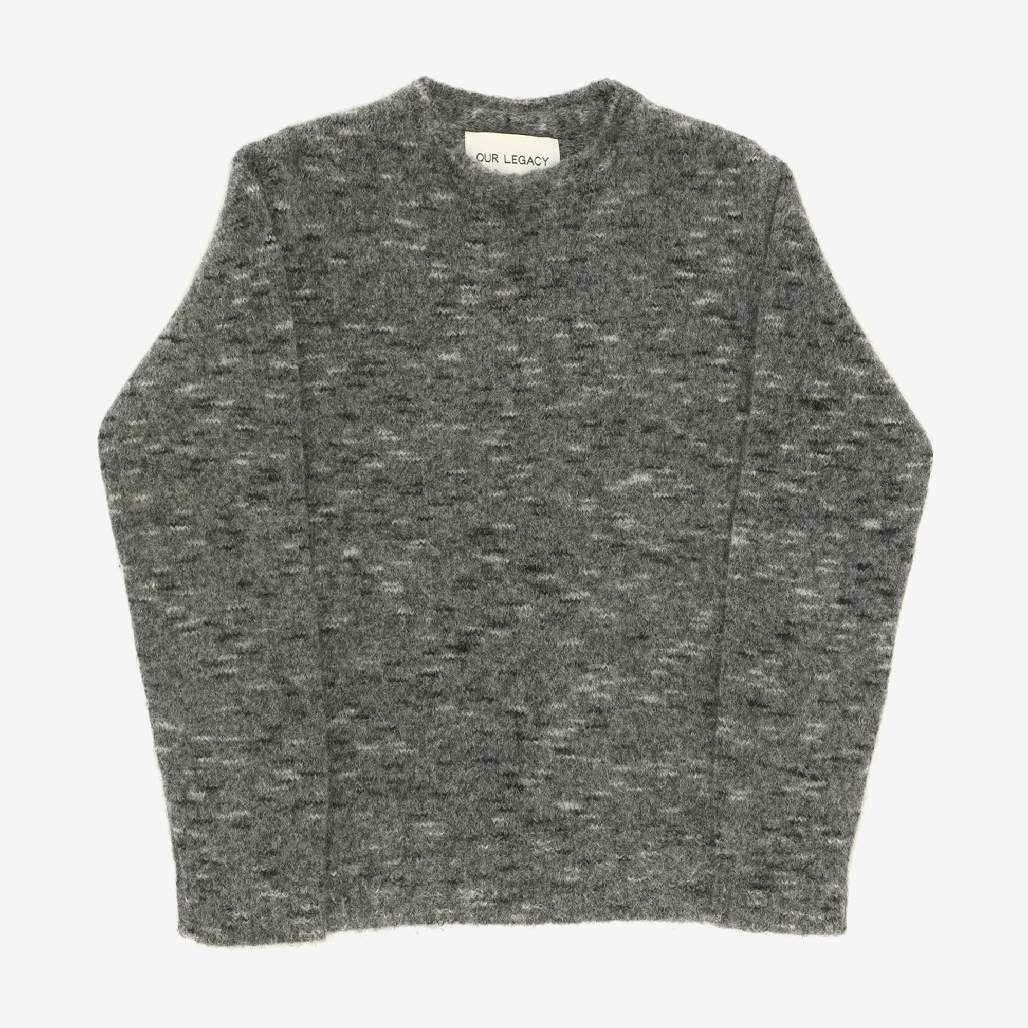 Alpha Knit Sweater