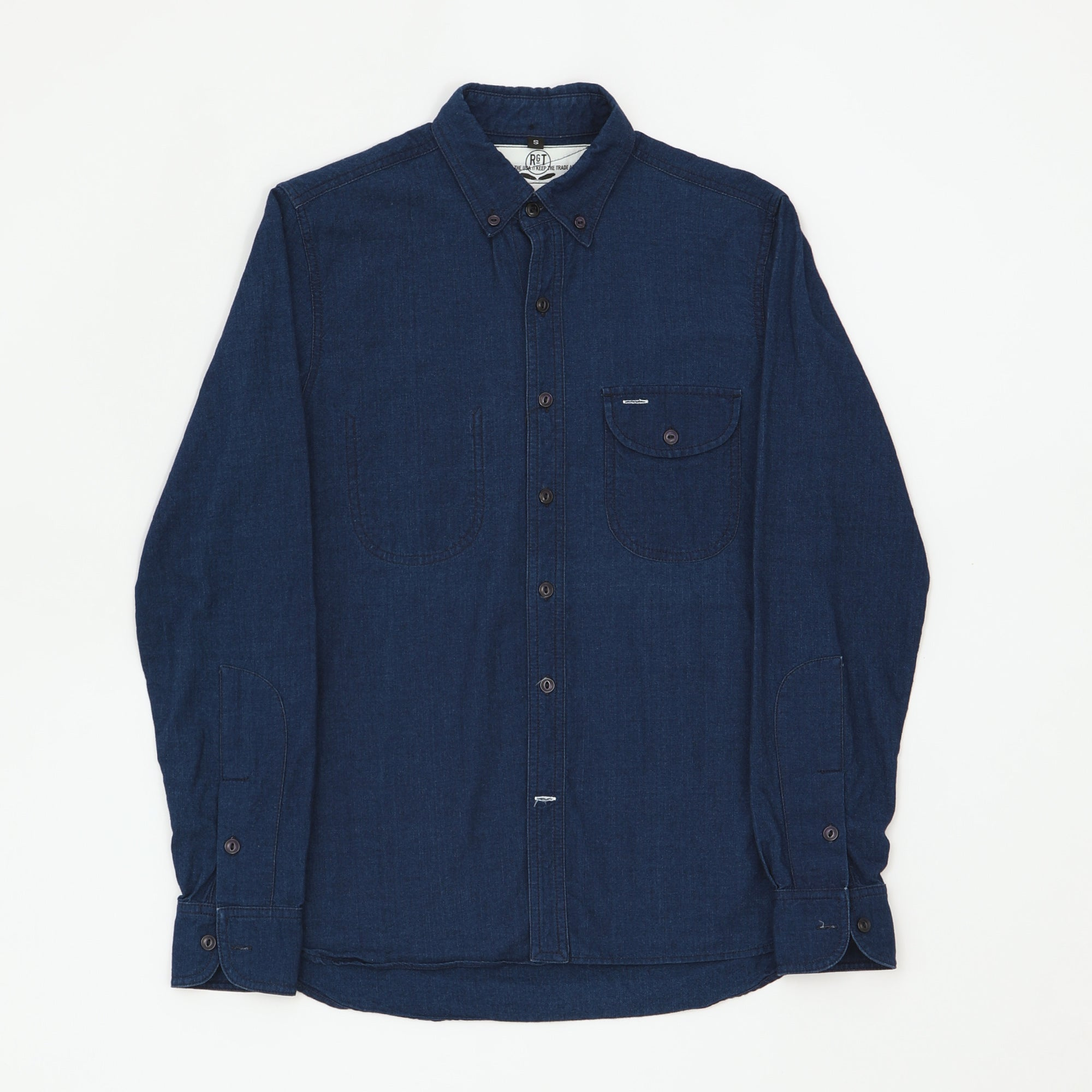 Brushed Cotton Work Shirt