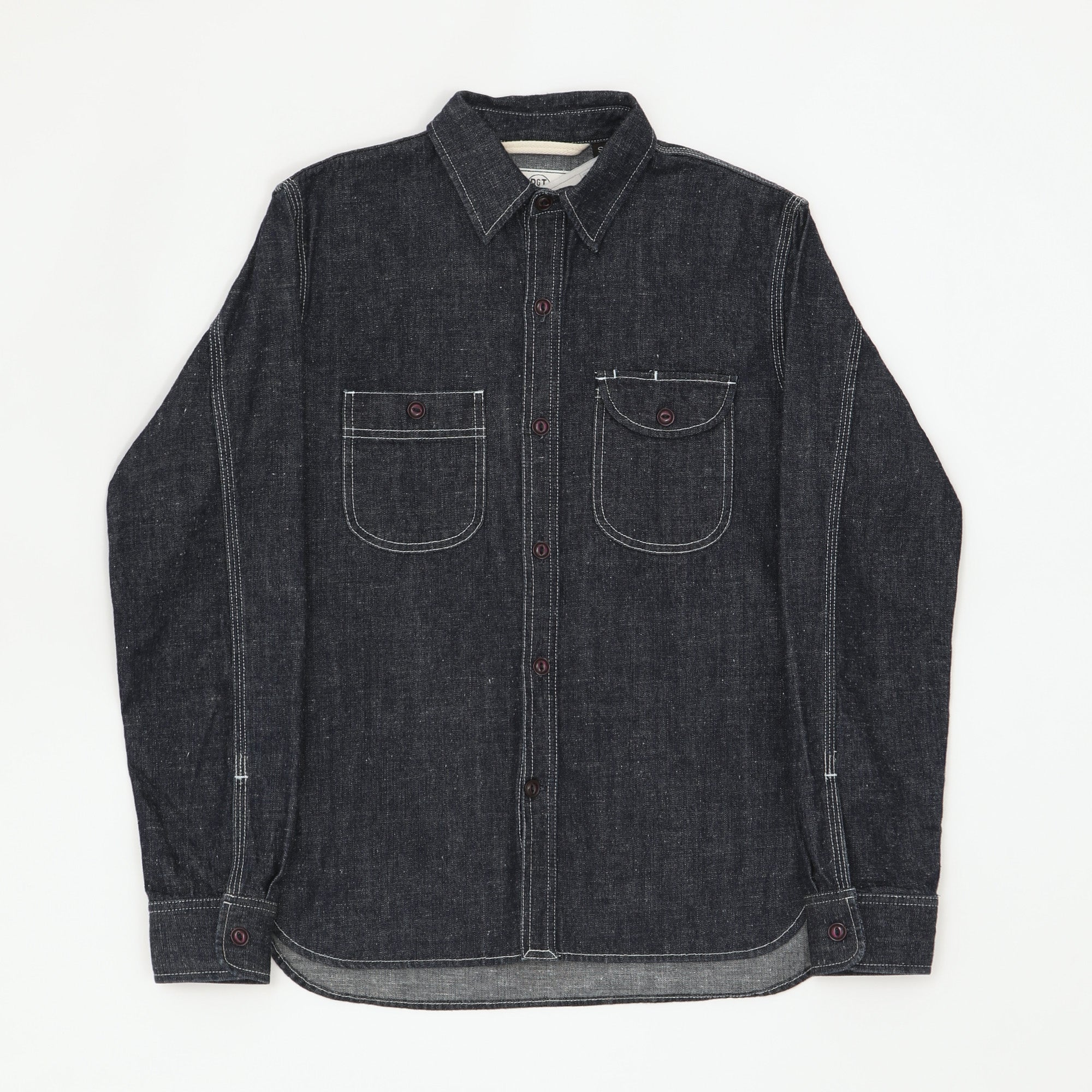 Denim Work Shirt