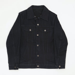 Type III Shadow Selvedge Denim Jacket