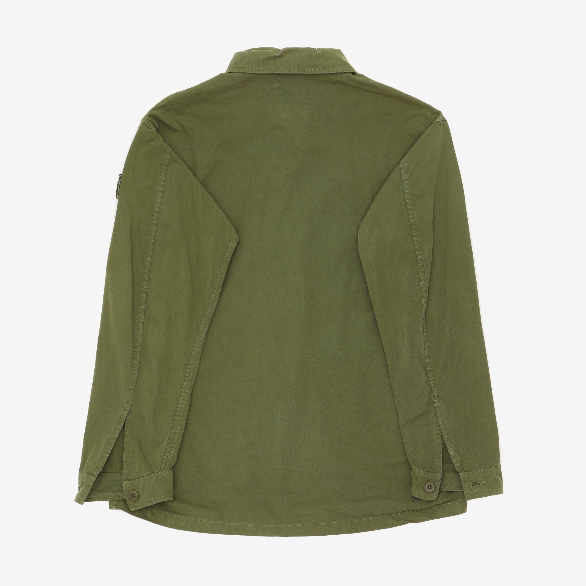 Moleskin Box Overshirt