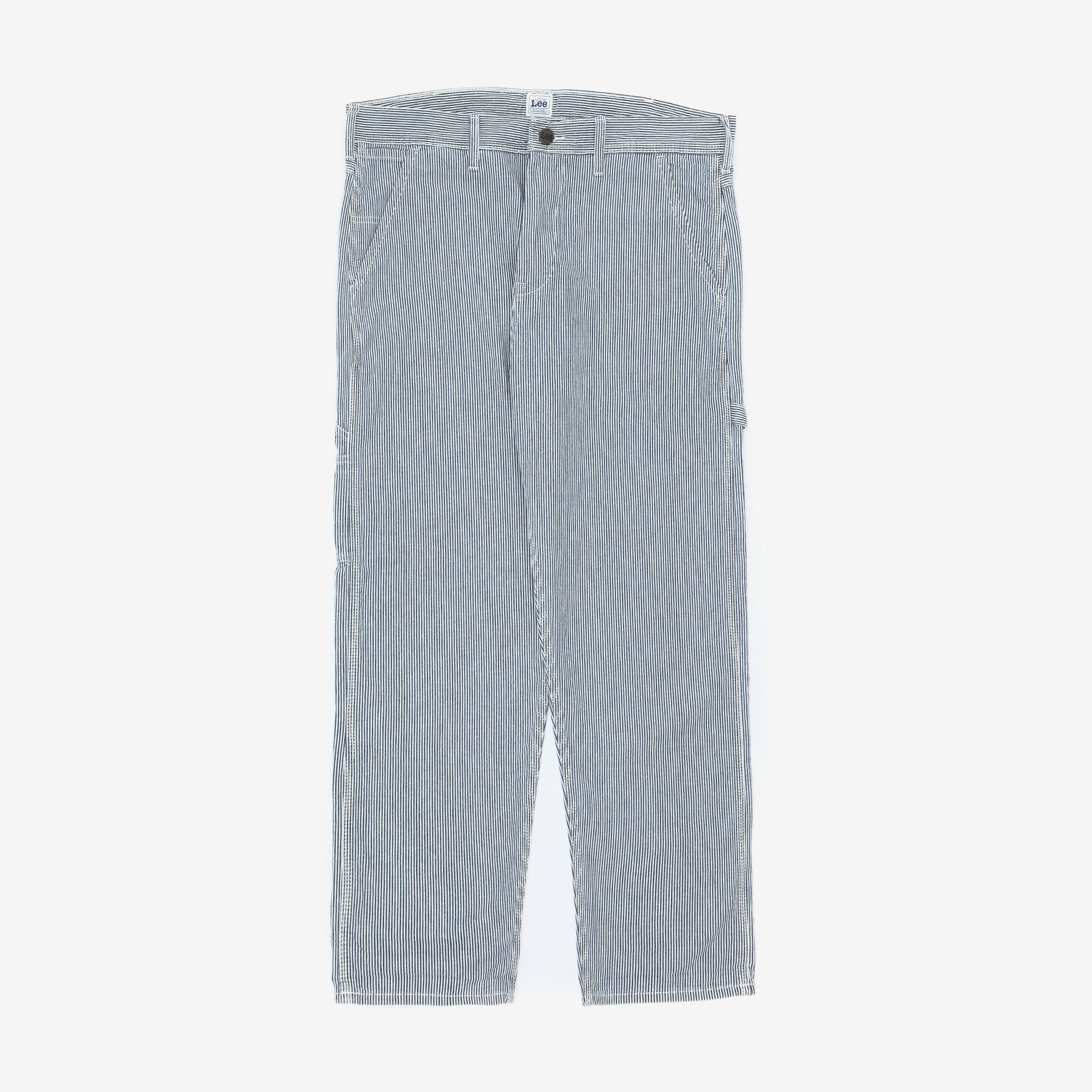 Hickory Striped Carpenter Pants