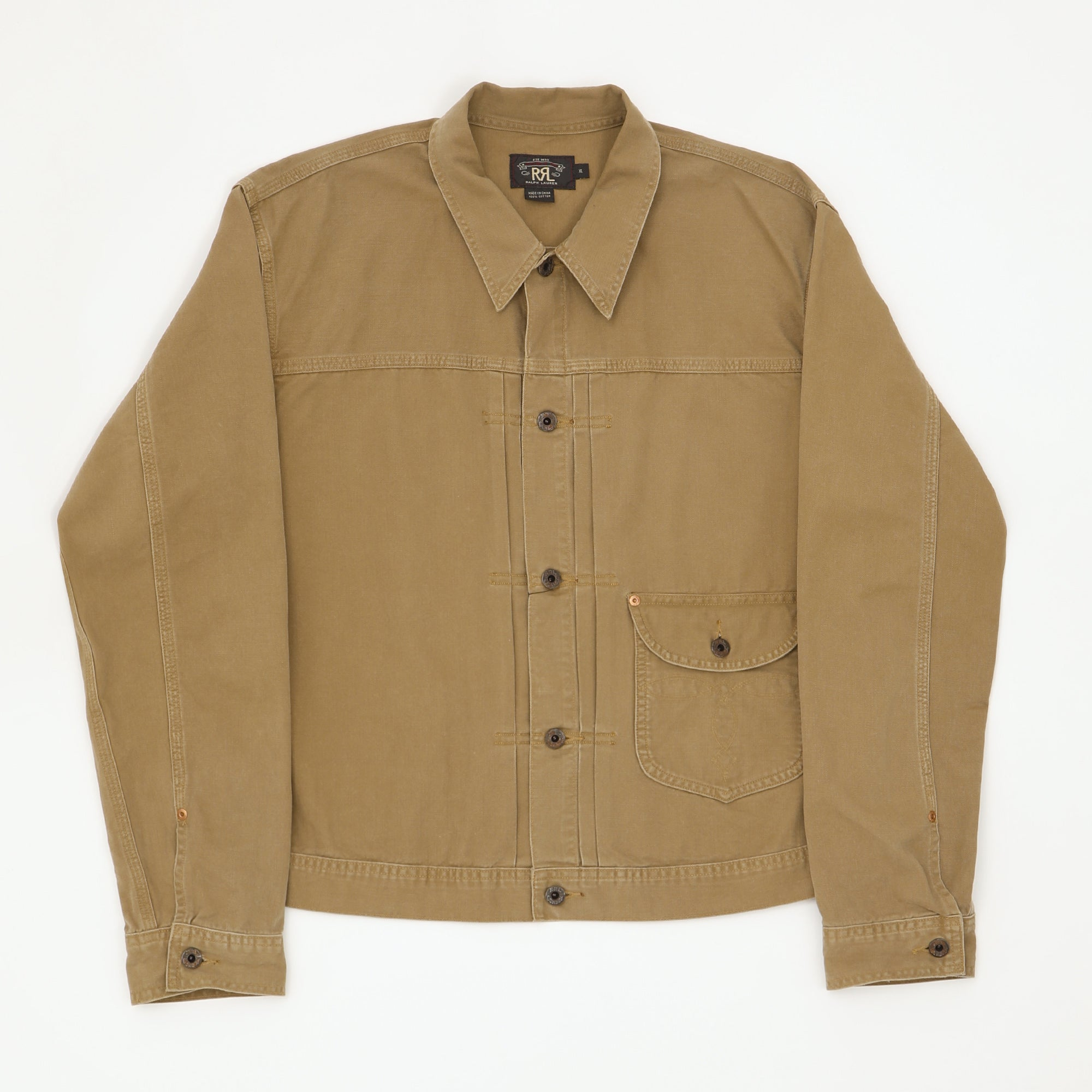 Type I Cotton Trucker Jacket