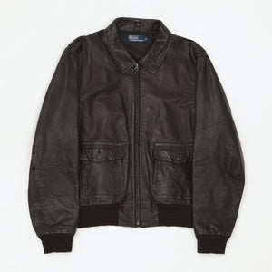 A-1 Cowhide Leather Jacket