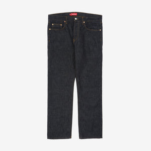 Slim Fit Selvedge Denim