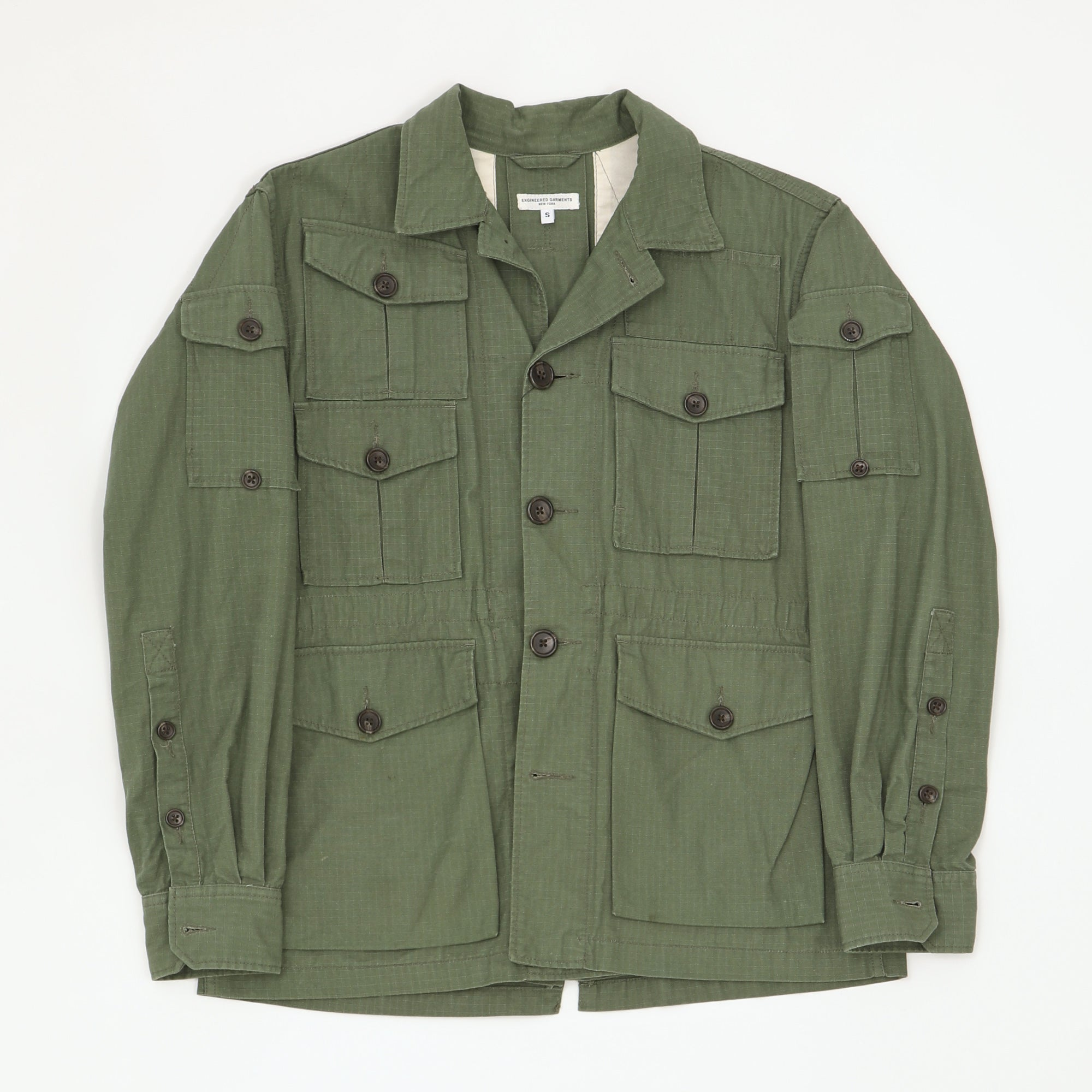 Ripstop Utility Jacket