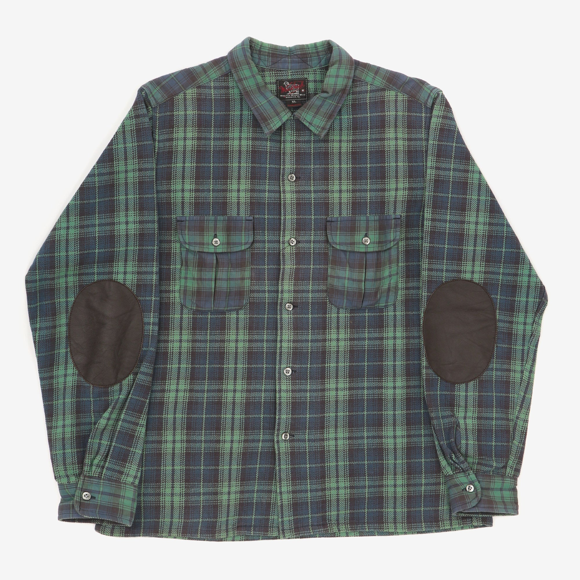 Round Collar BD Check Shirt
