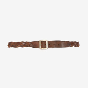 Lattice Leather Belt
