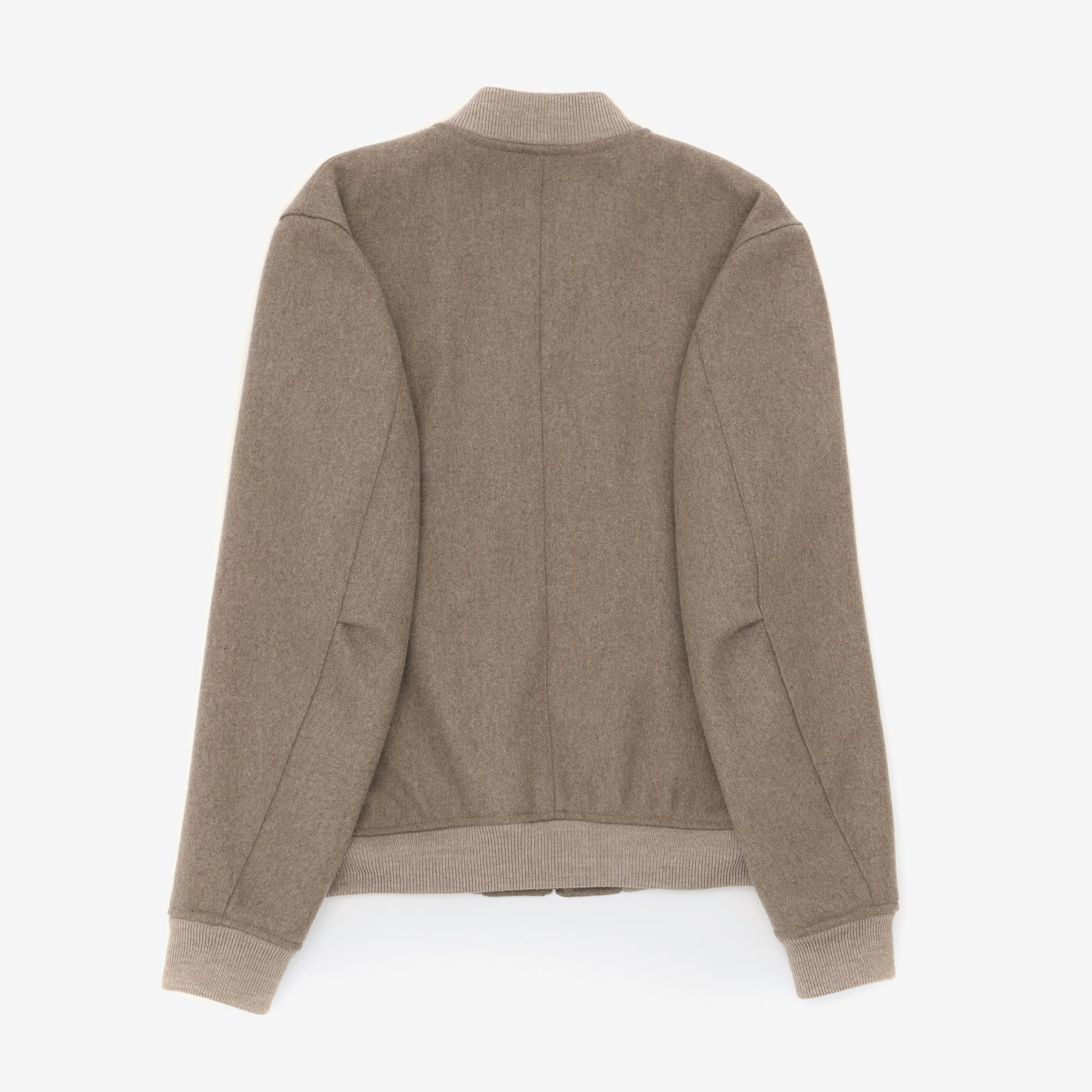 Gaston Wool Bomber Jacket