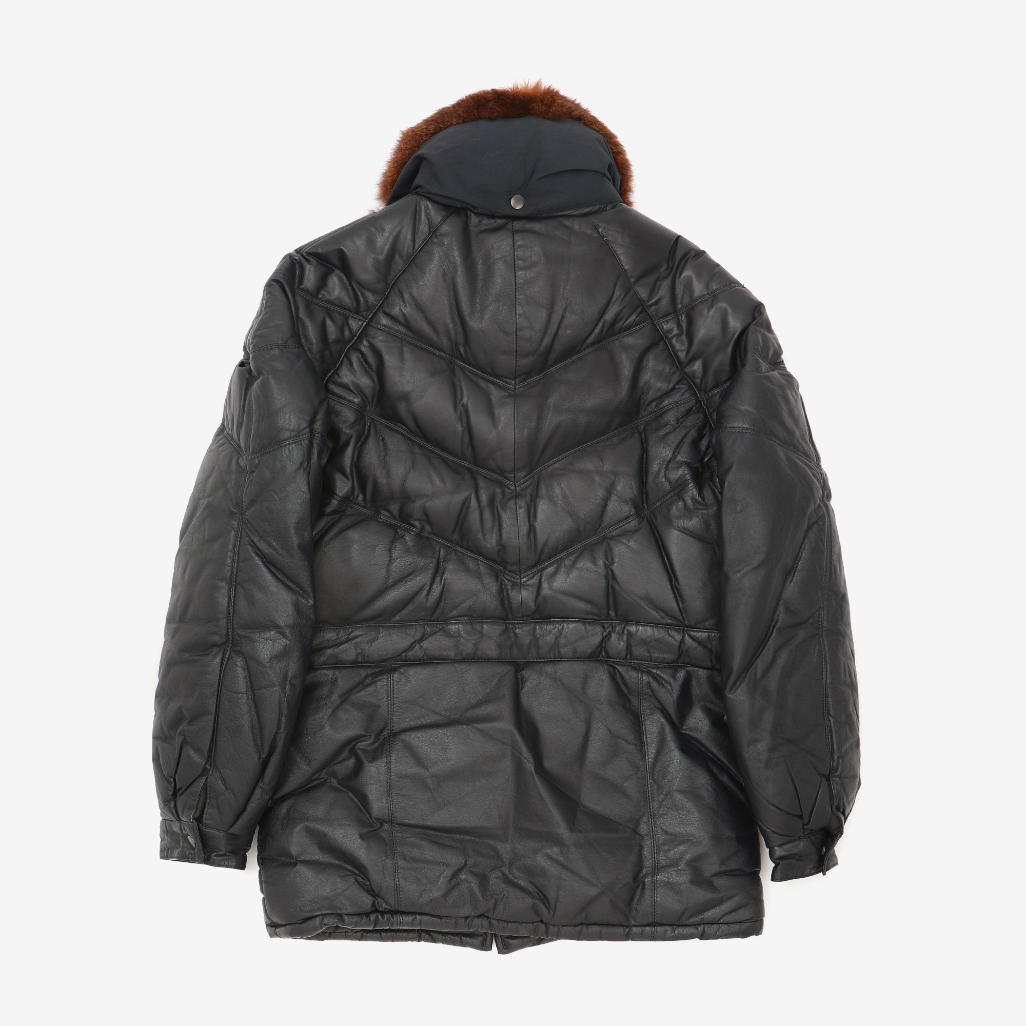 80's Double Goose Country Parka