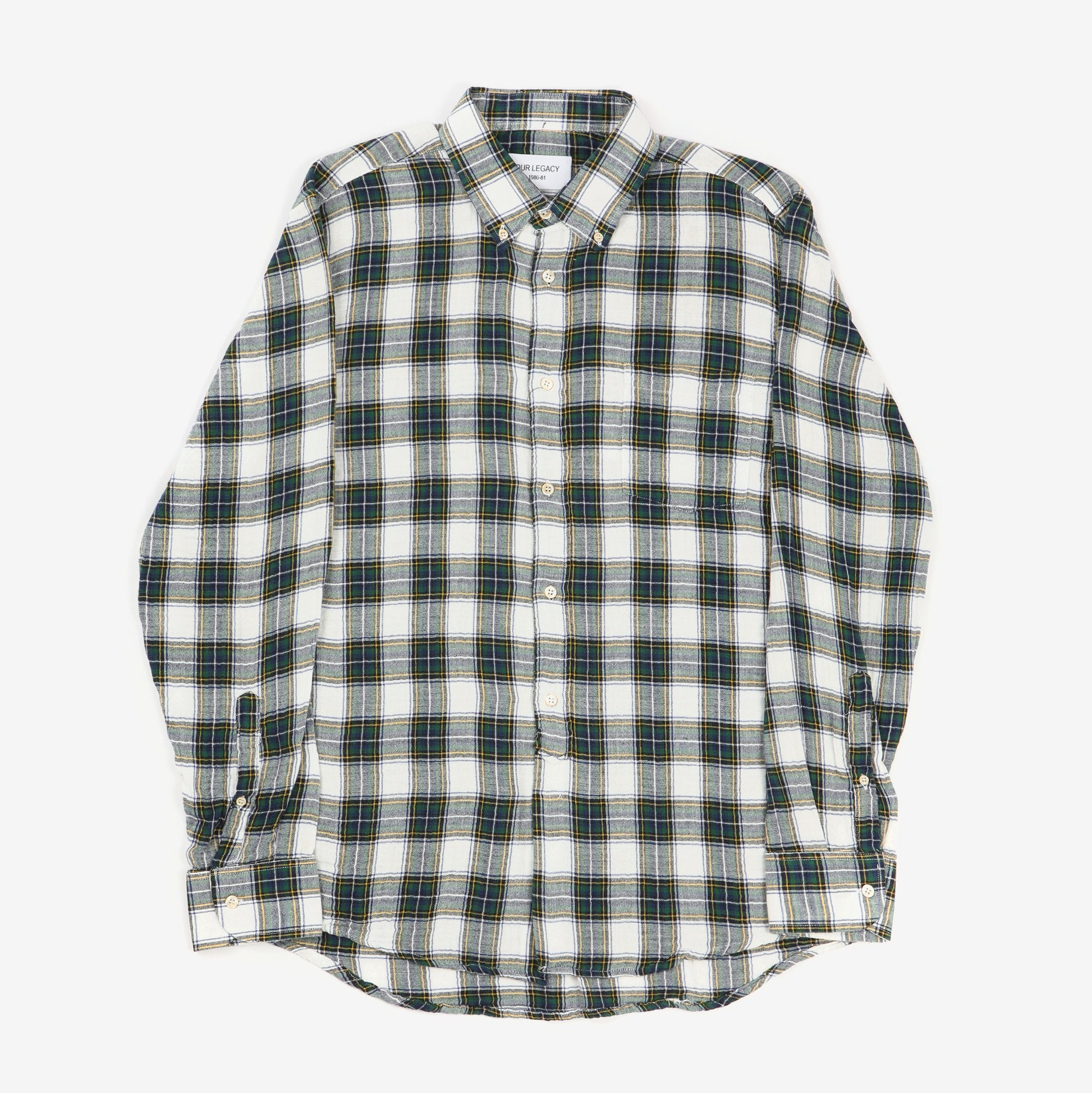 Checked BD Shirt