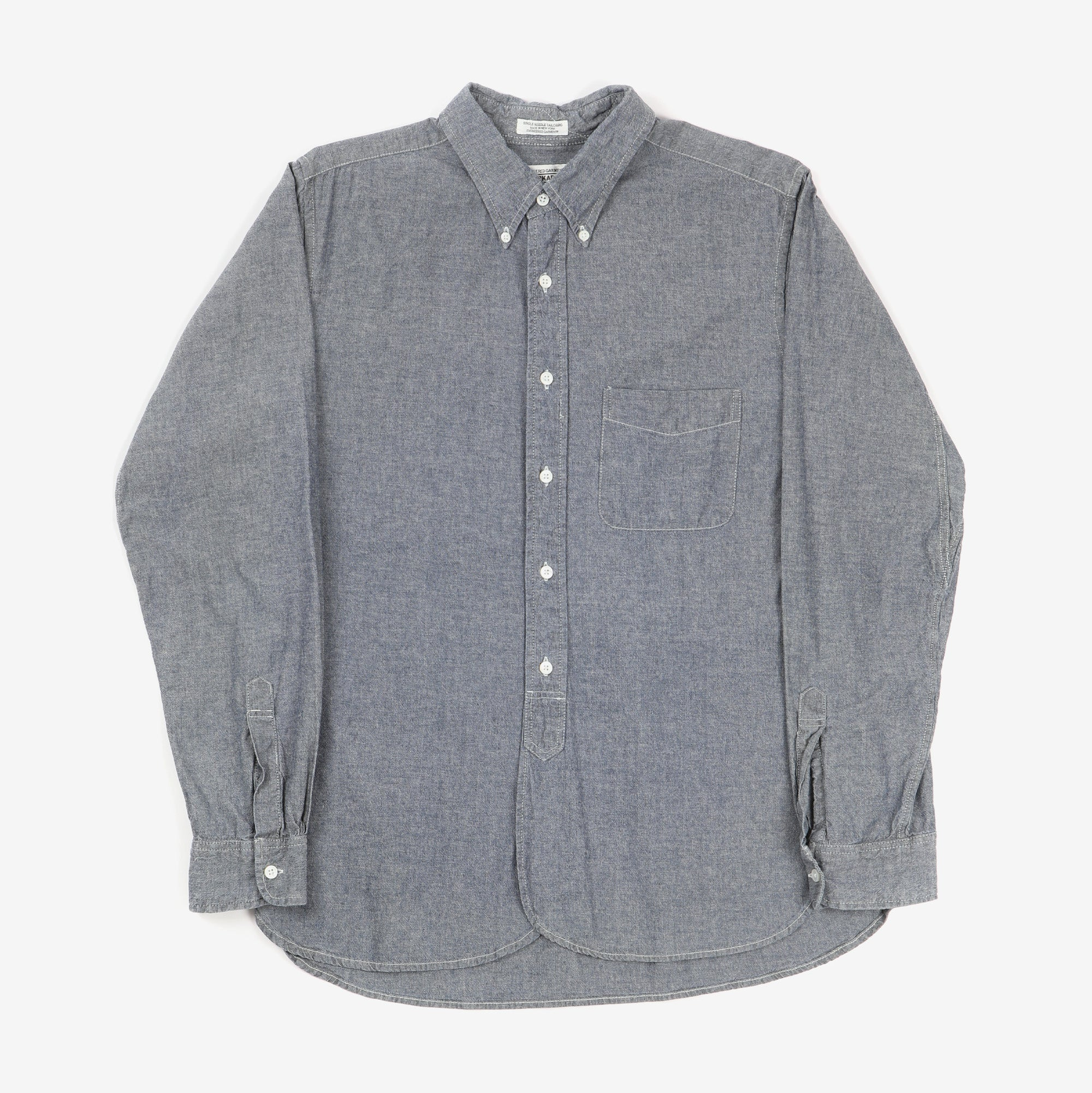 Workday Chambray Shirt