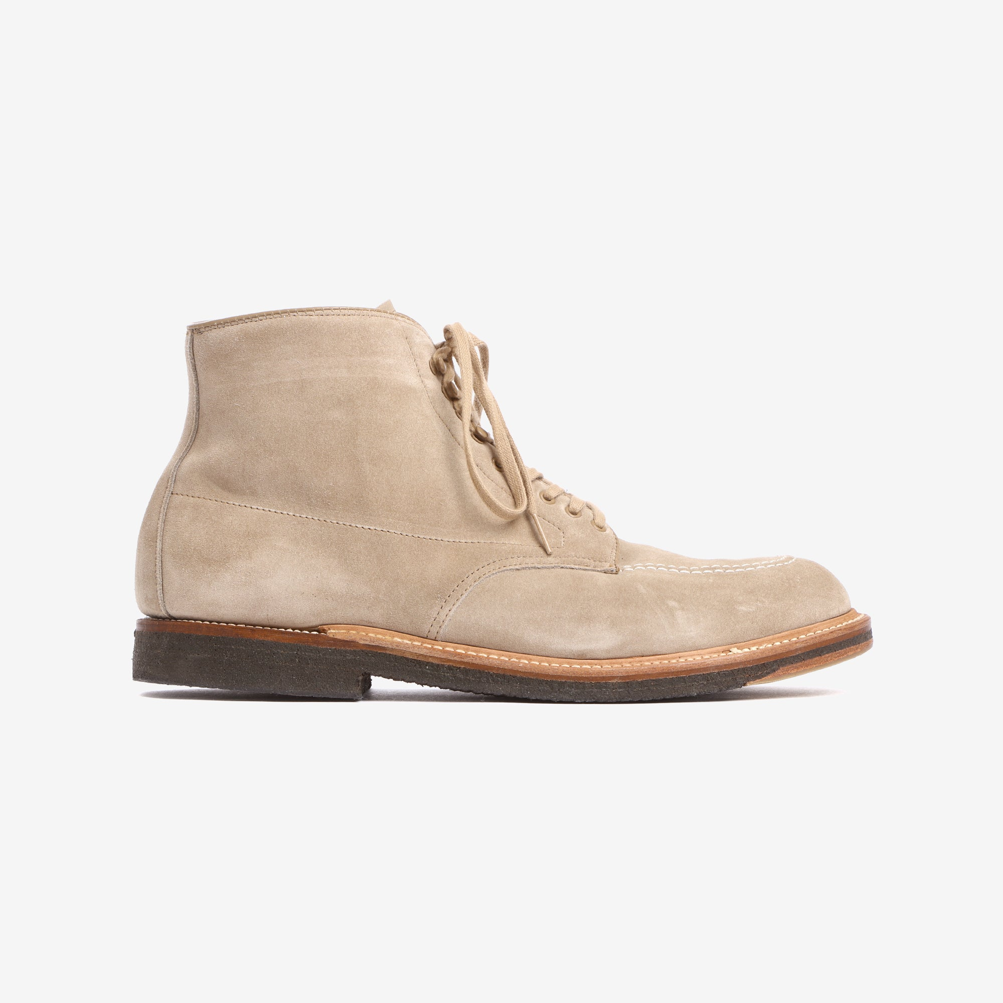 Suede Indy Boots