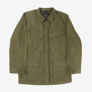 Grand Teton Jungle Fatigue Jacket with Liner