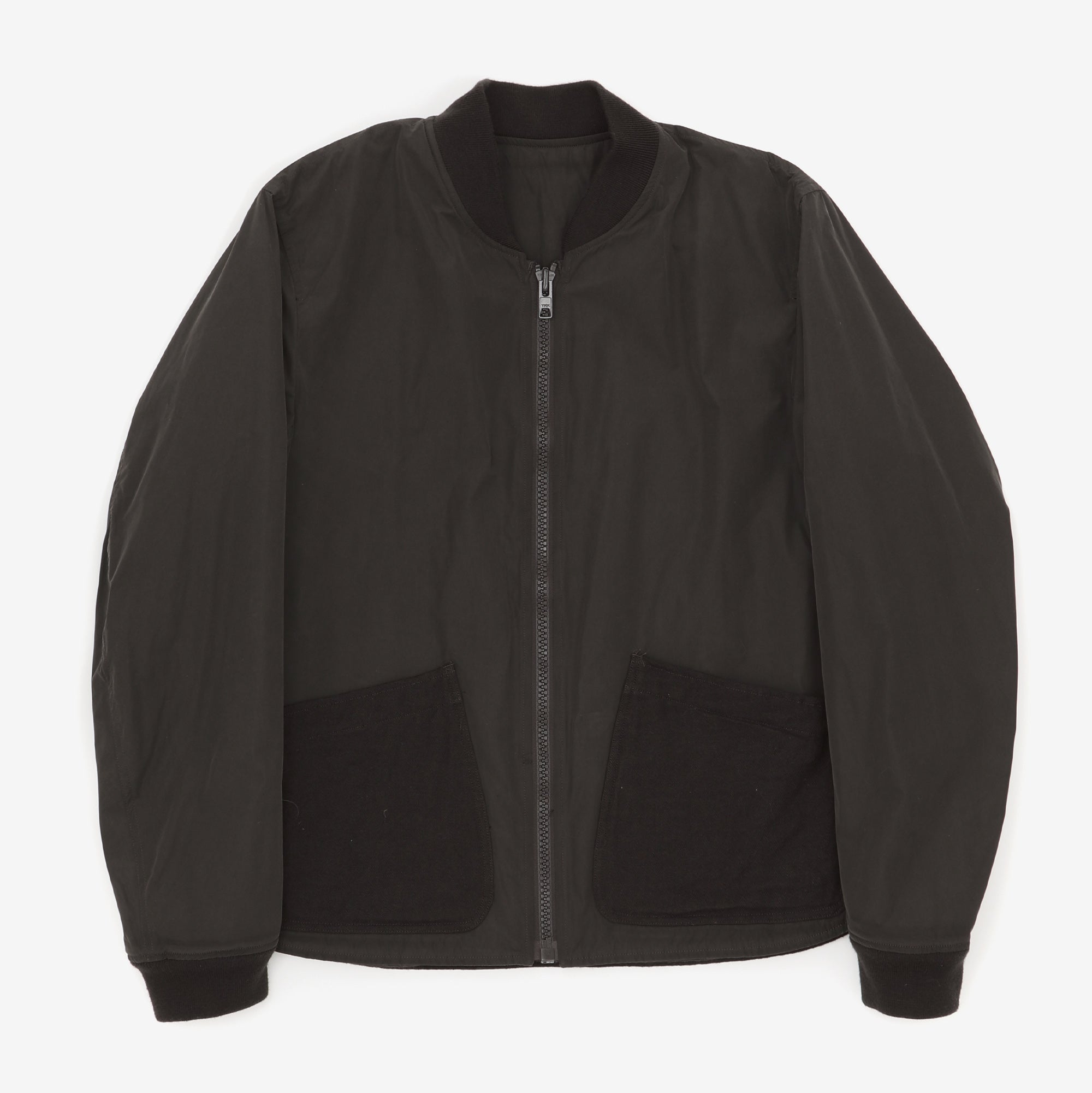 Lightweight Nylon Bomber
