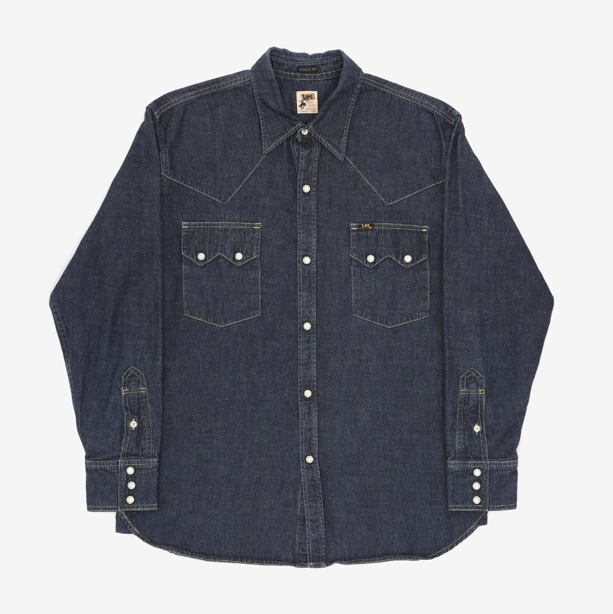Denim Western Rider Shirt