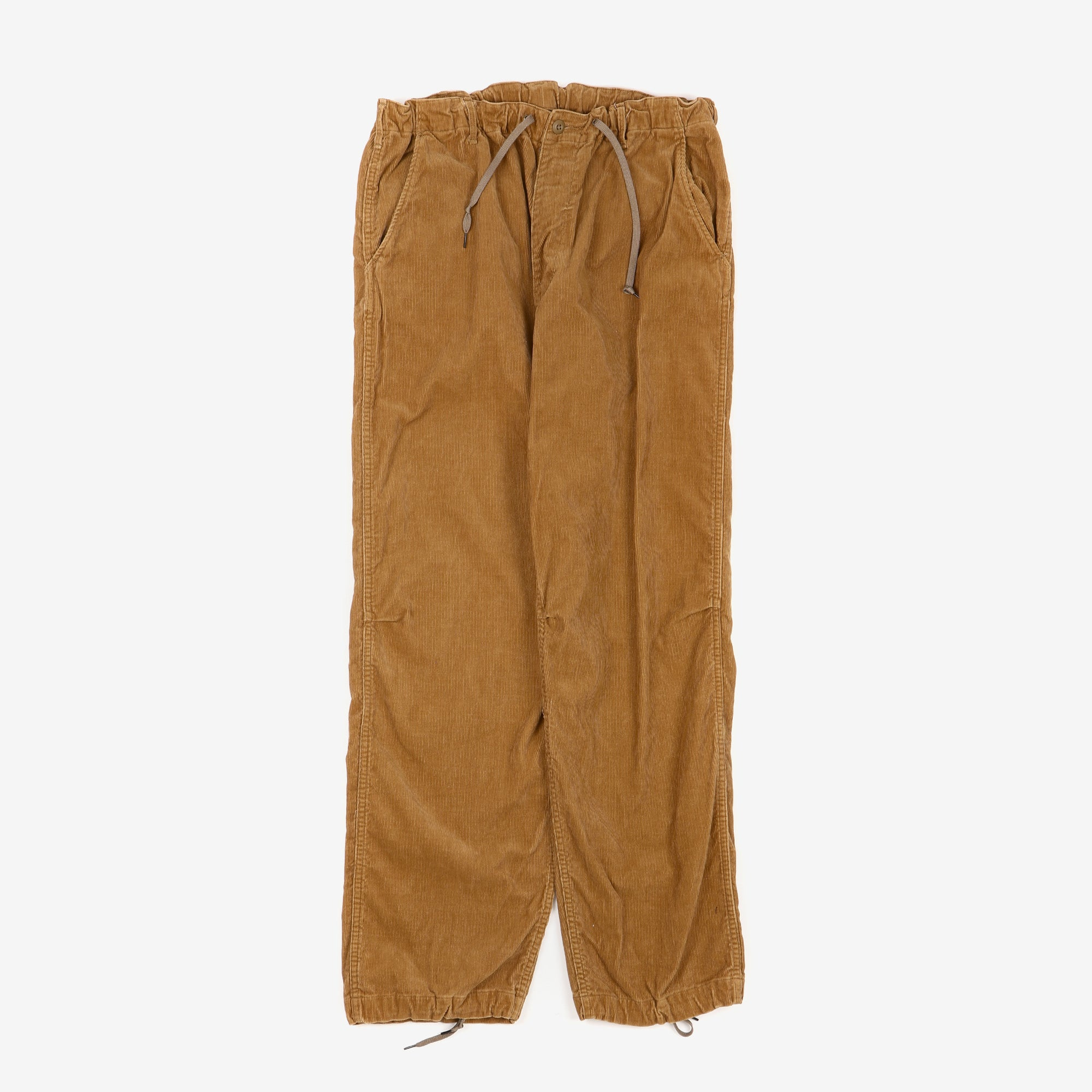 Brown Cord TBB Service Pant