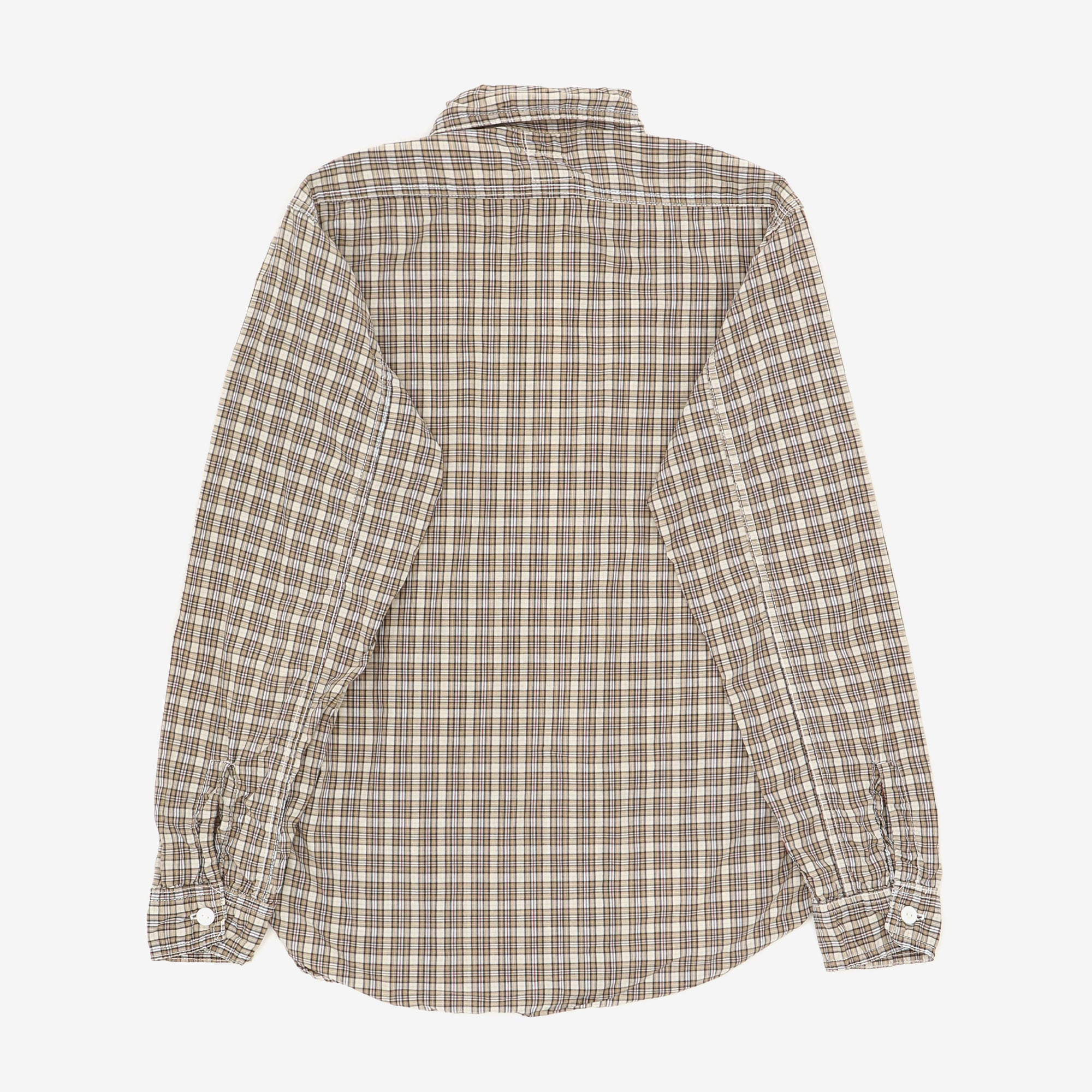 C-Post Check Shirt