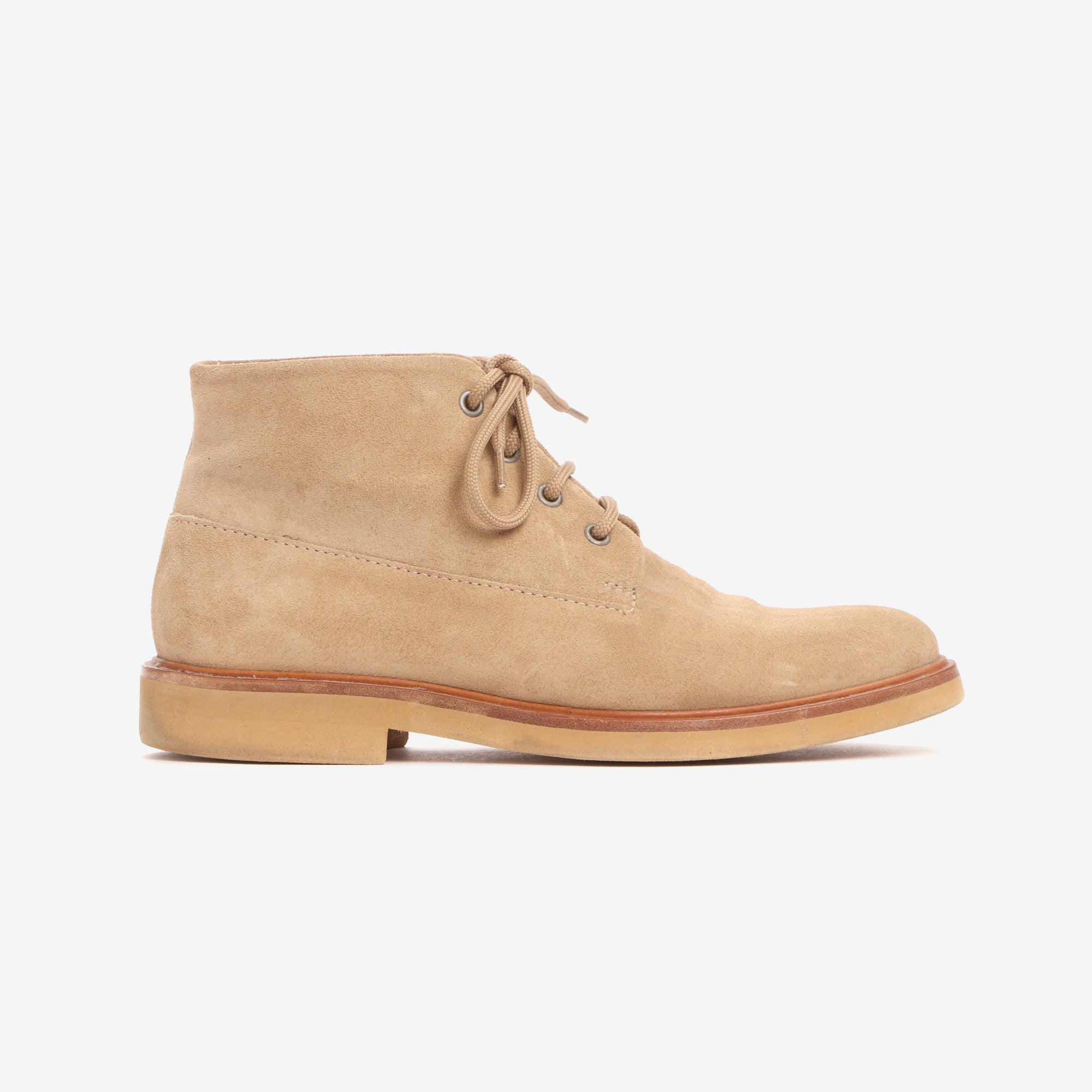 Suede Gaspard Boots