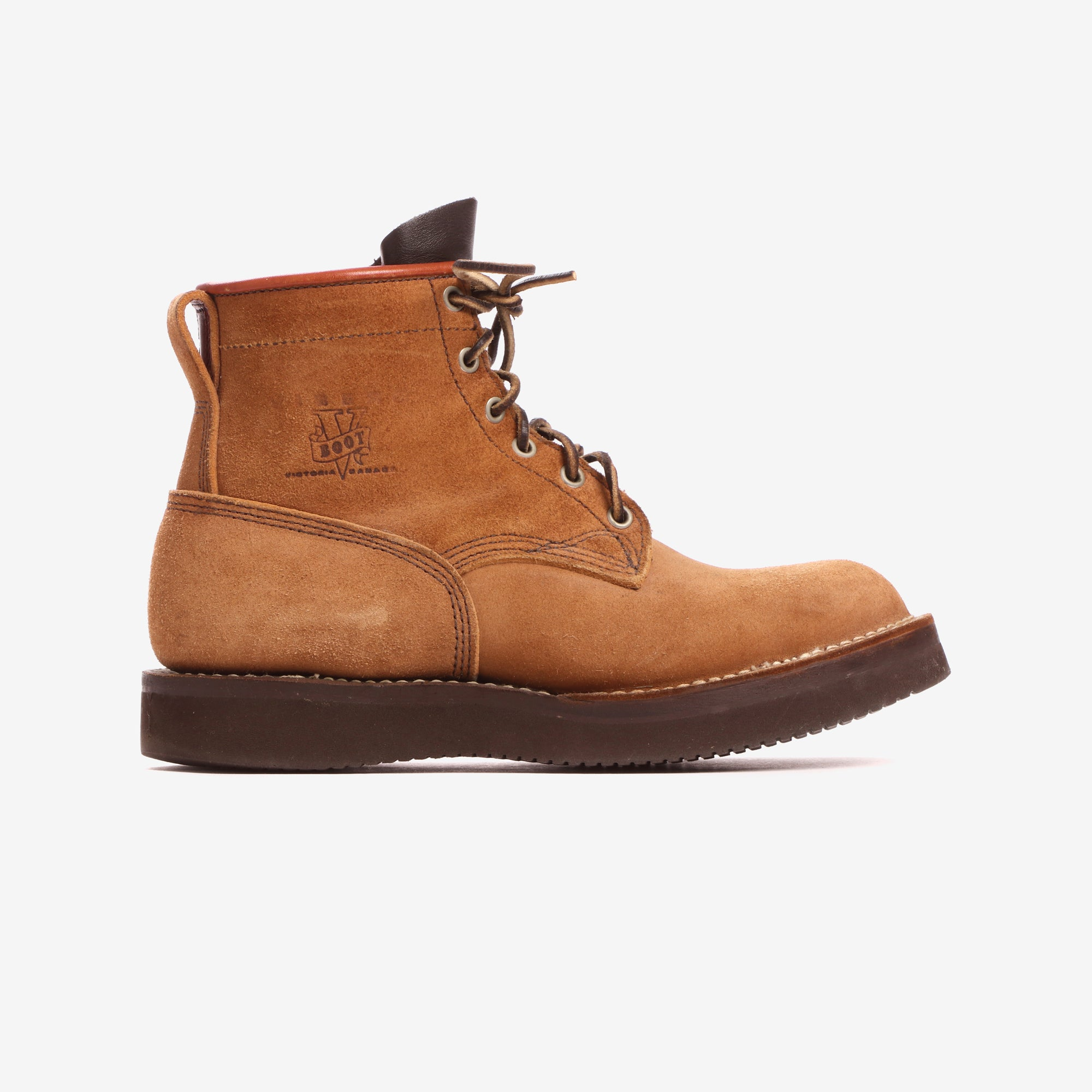 Red Dog Roughout Scout Boots