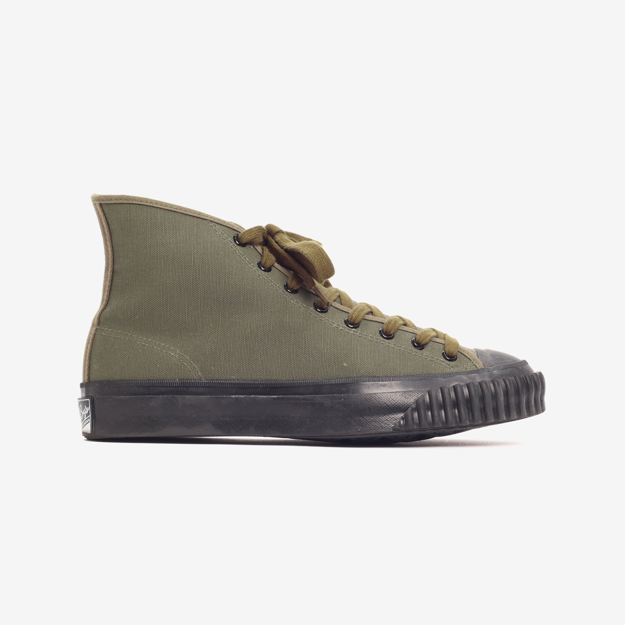 Military Canvas Shoes