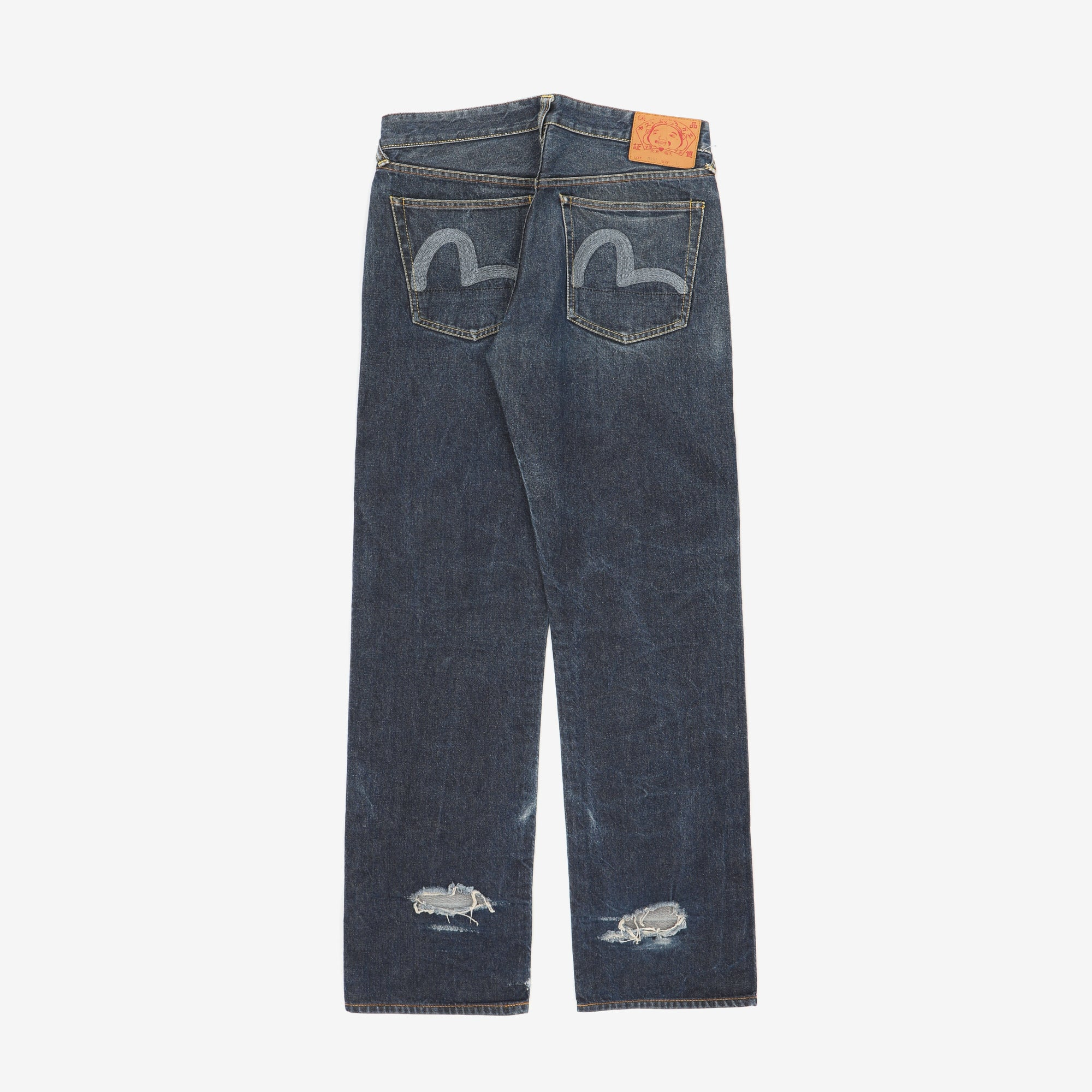 Lot.0331 Stitched Denim
