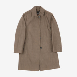 Bonded Cotton Coat
