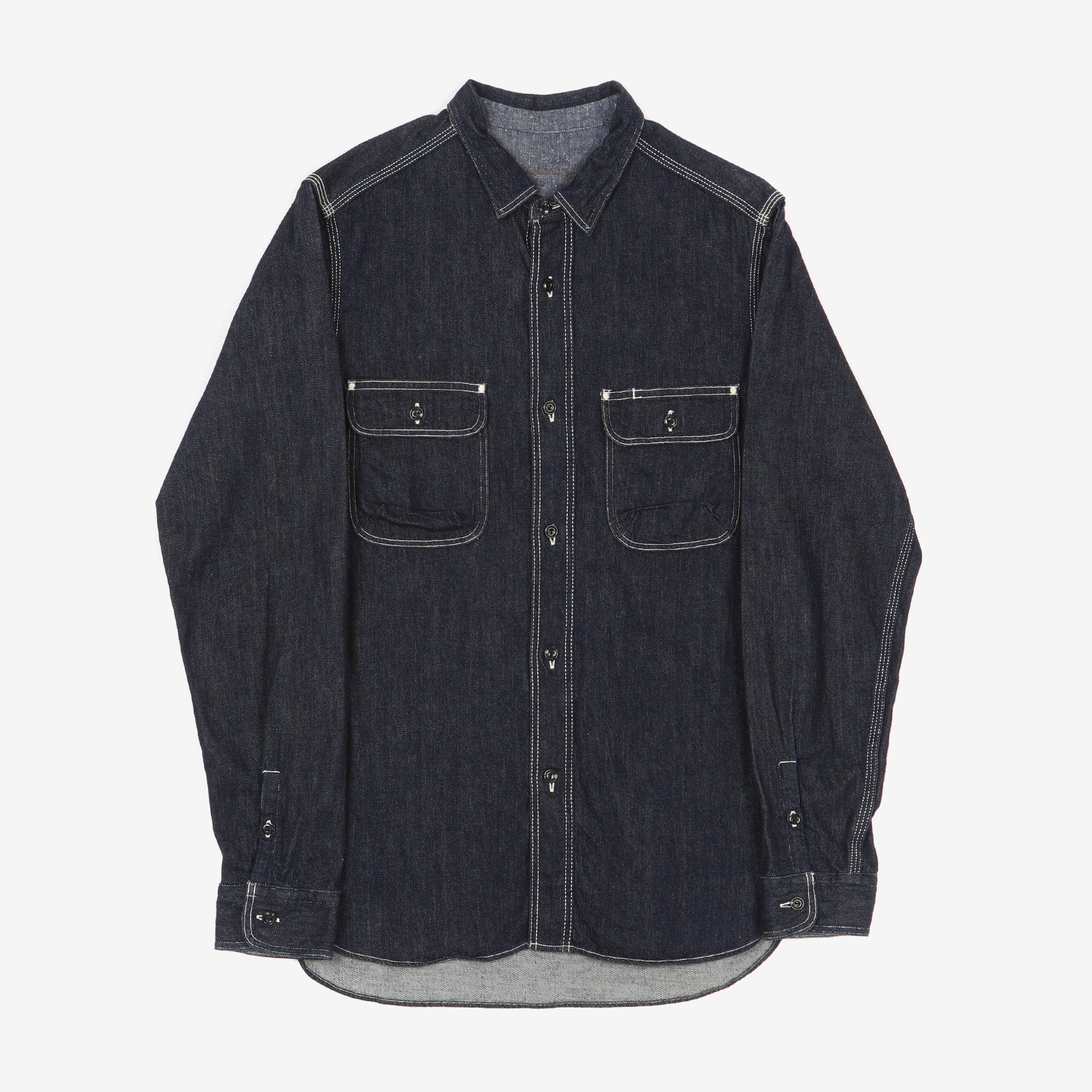 8oz Denim Work Shirt