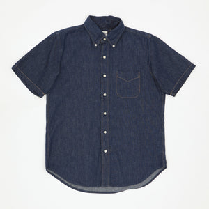 Short Sleeve BD Washed Denim Shirt