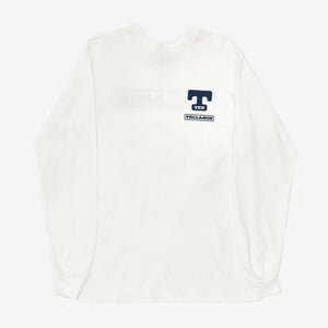 Long Sleeve Tellason Print Tee
