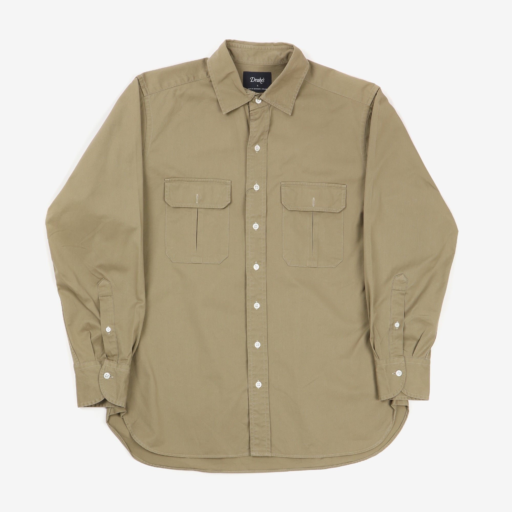 Durable Cotton Work Shirt