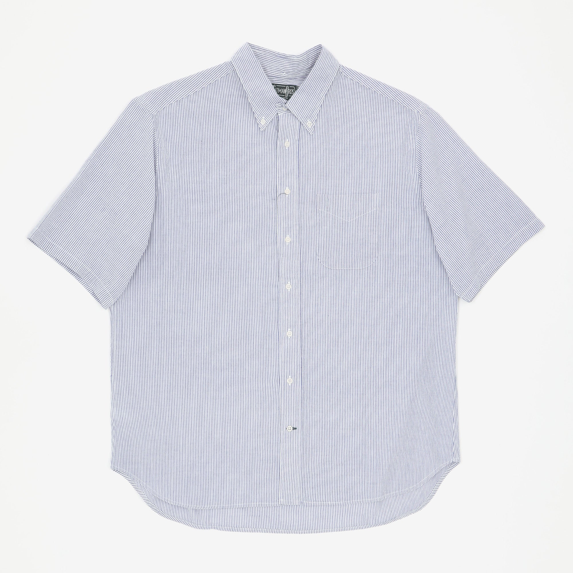 Short Sleeve BD Seersucker Shirt
