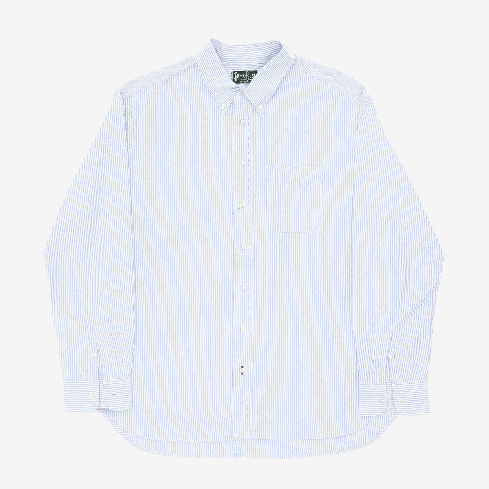 BD Striped Oxford Shirt