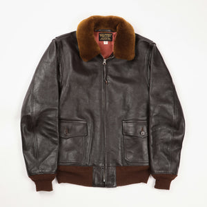 AN-J-3A MFG. Co. Leather Jacket