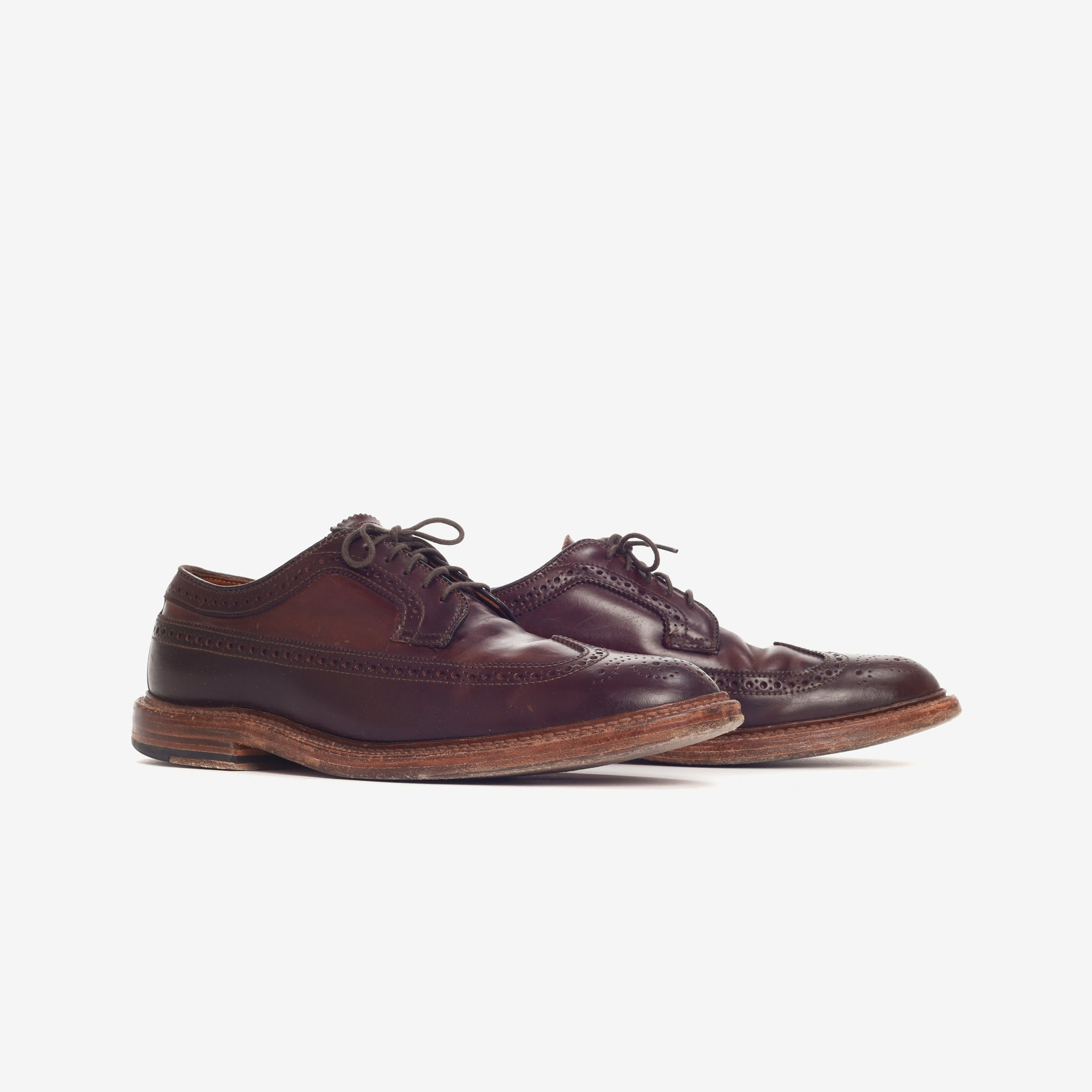 Long Wing Brogues