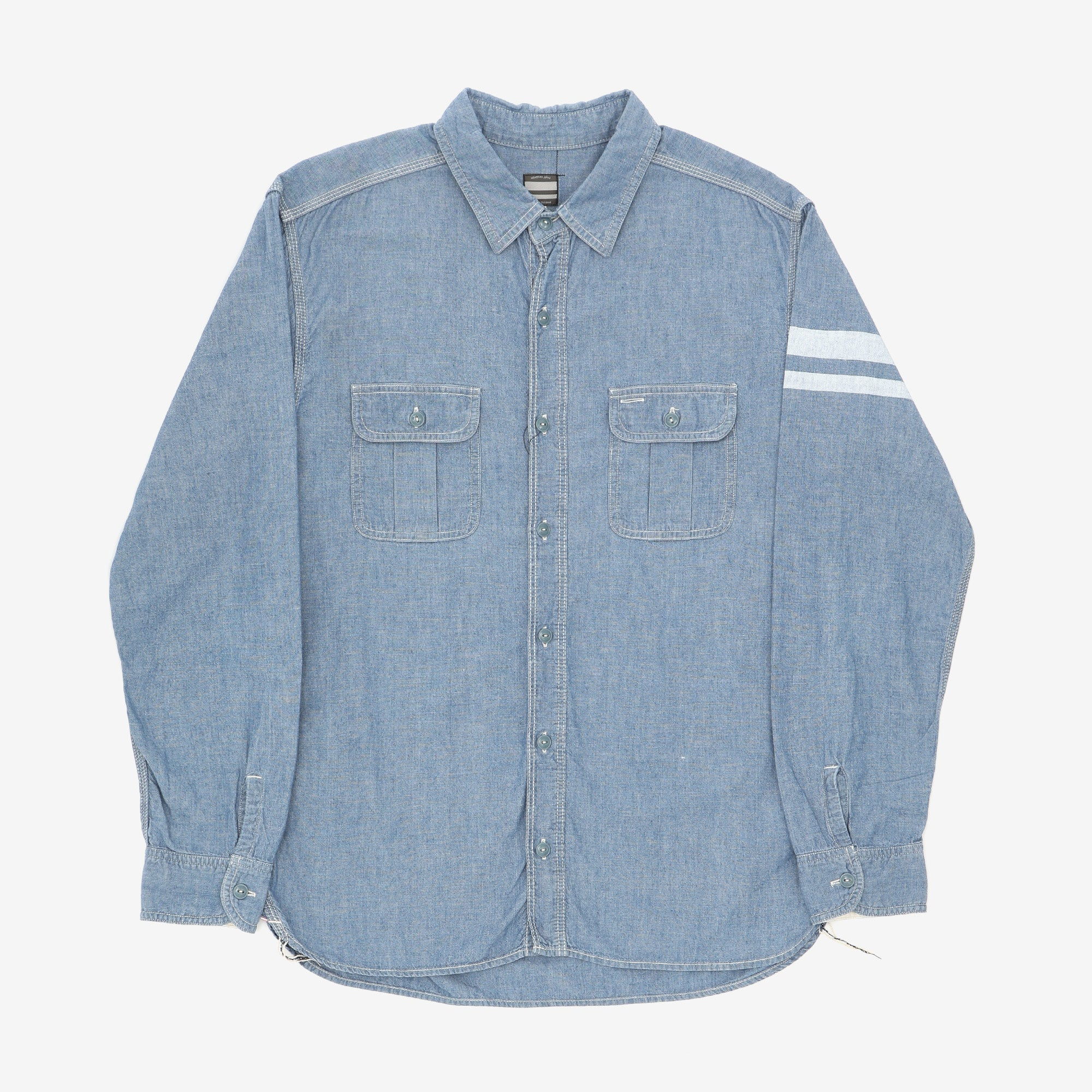 5oz Chambray Work Shirt