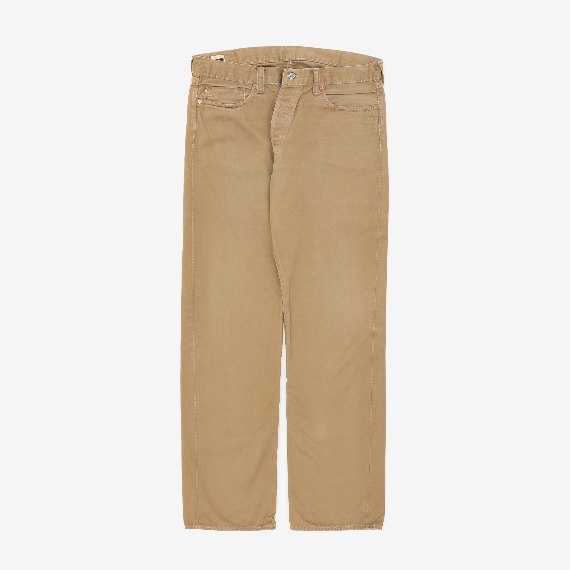 Going To Battle Selvedge Westpoint Chinos