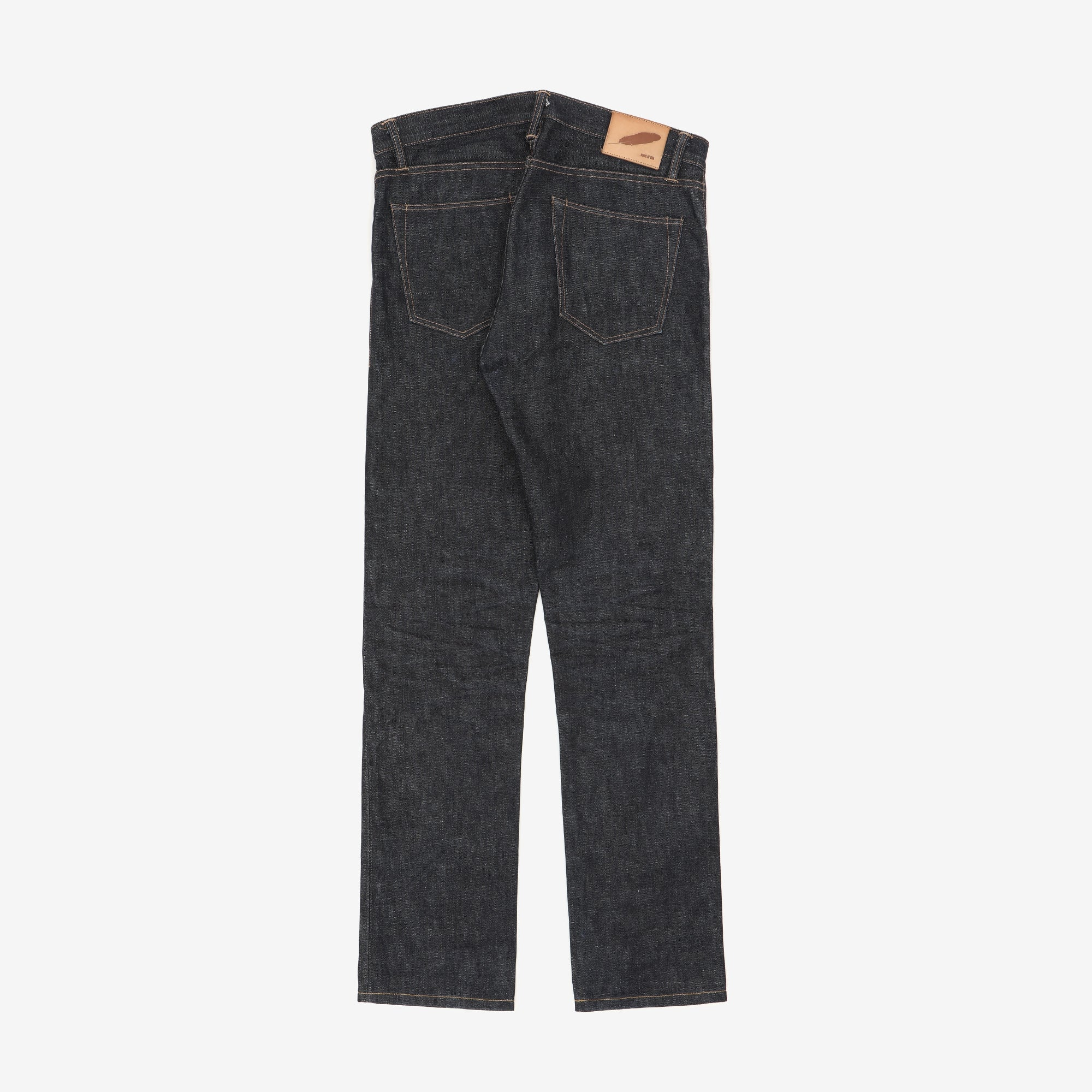 14.5 oz Strider Denim