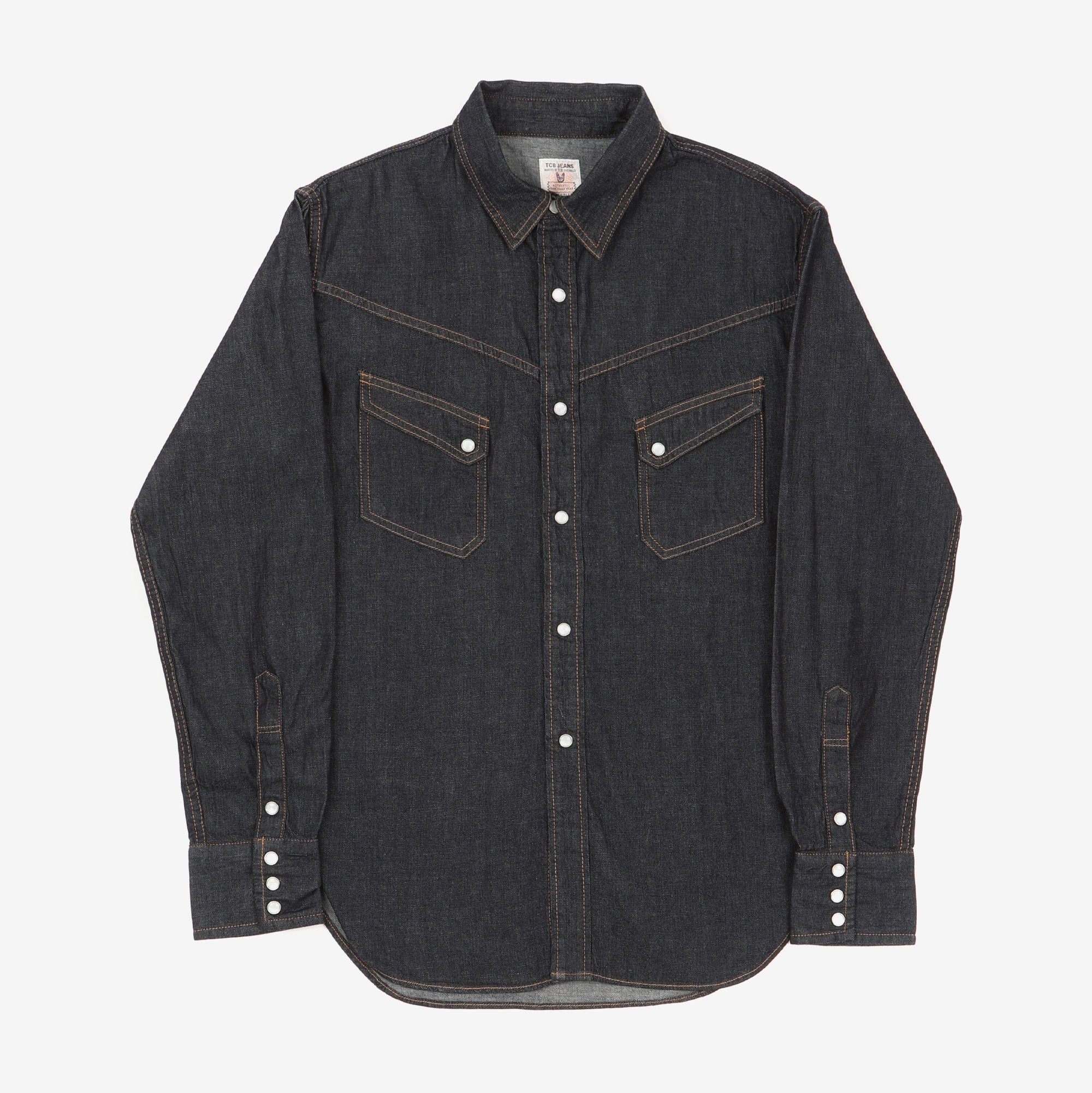 Ranchman Denim Shirt