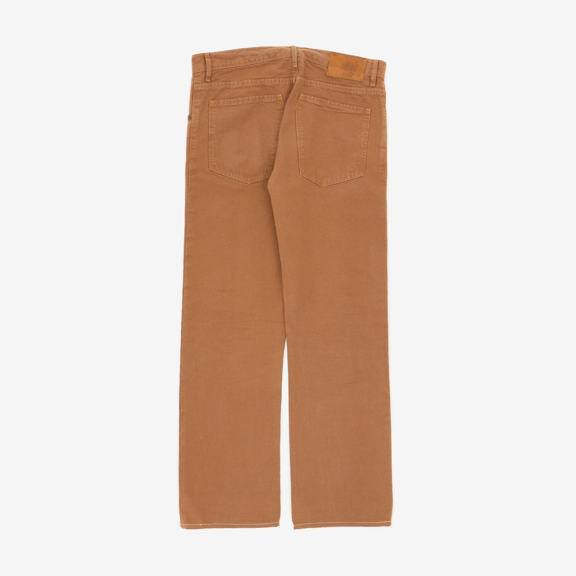 Jones Duck Canvas Trousers
