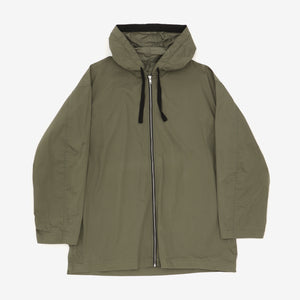 Zip Up Anorak