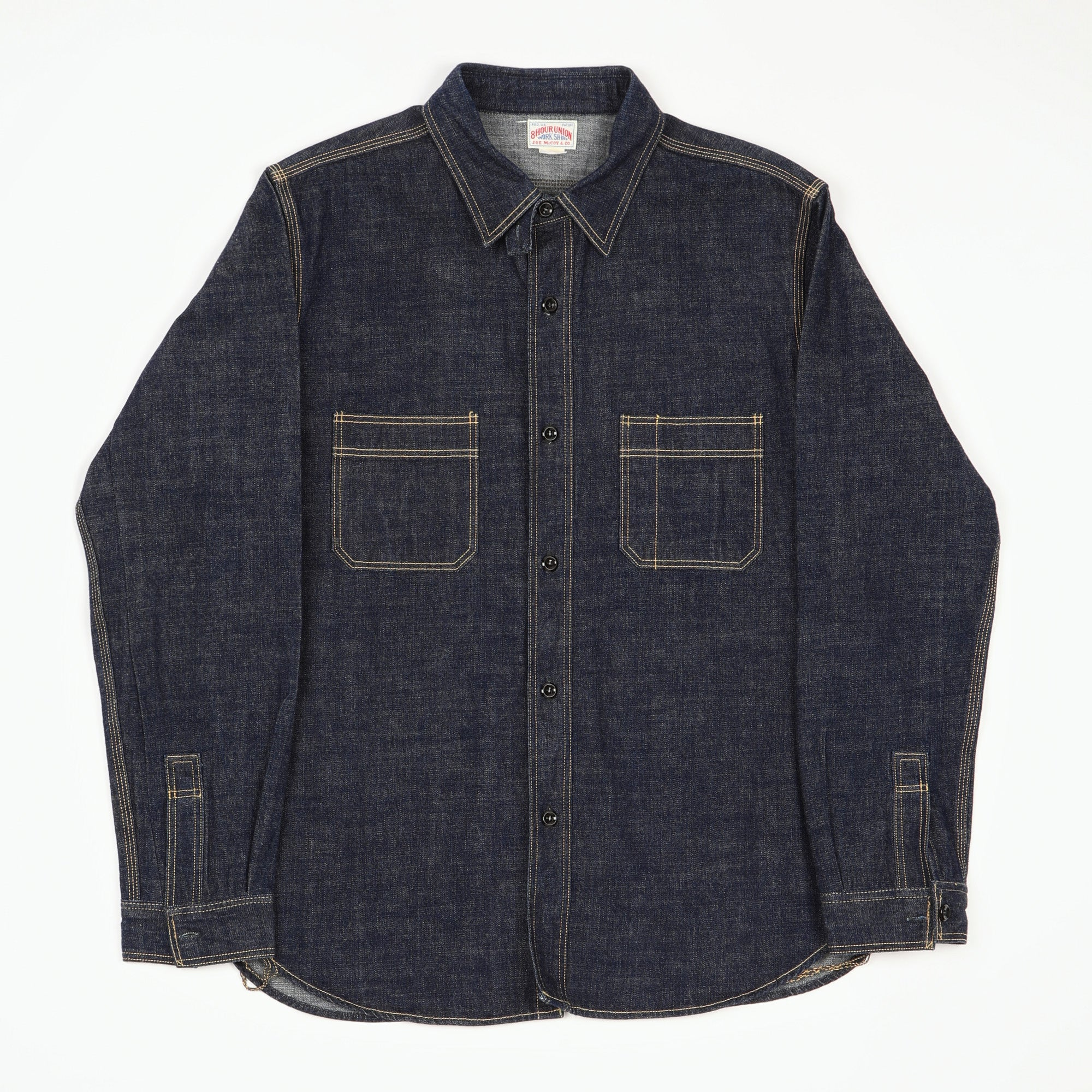 8HU Denim Shirt